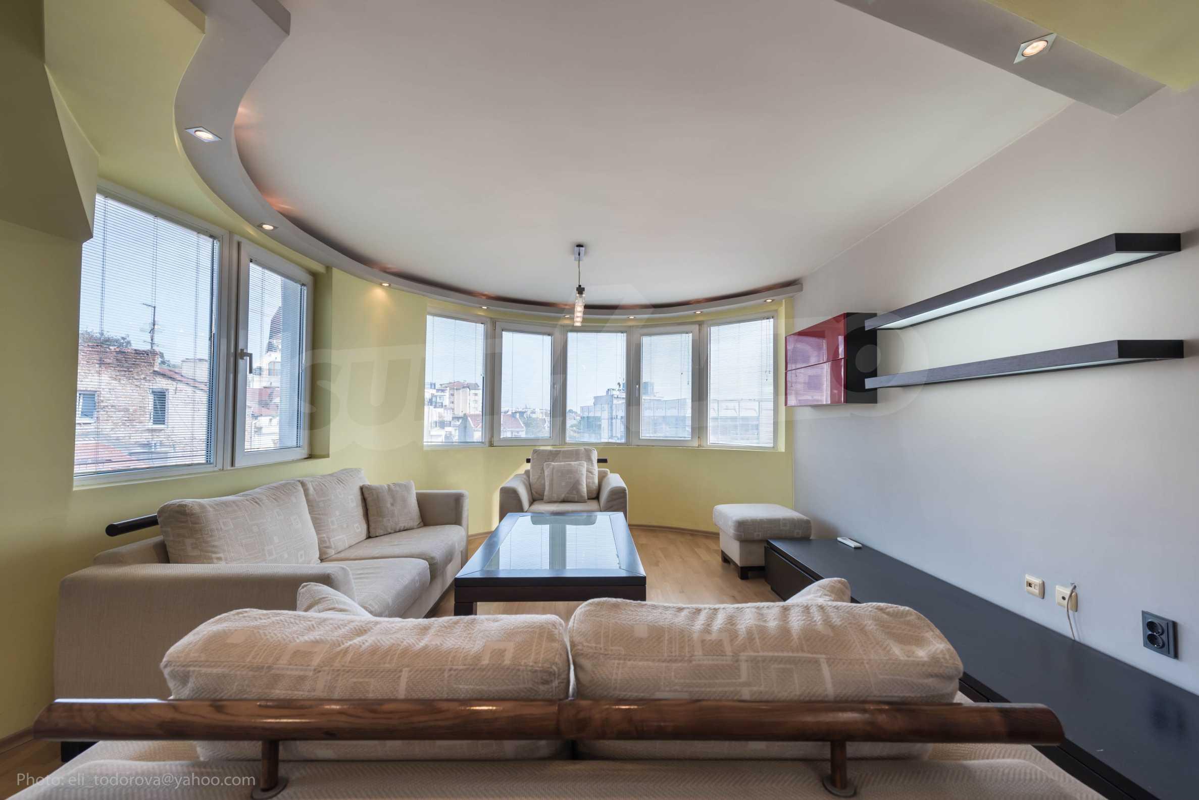 Квартира «Миша» - отличная трехкомнатная недвижимость в идеальном центре. 2