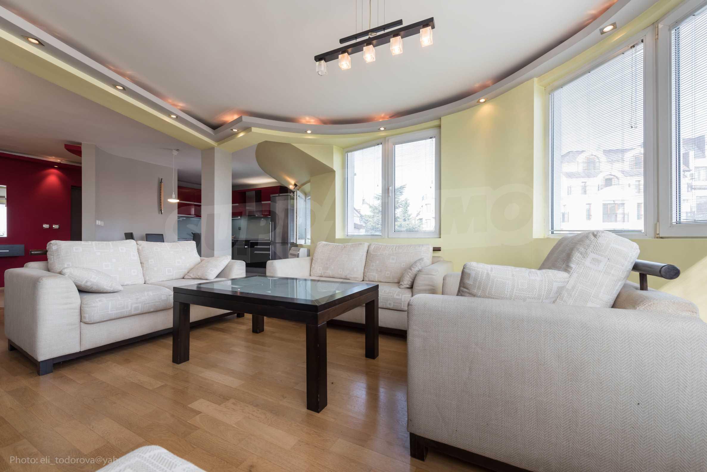 Квартира «Миша» - отличная трехкомнатная недвижимость в идеальном центре. 3