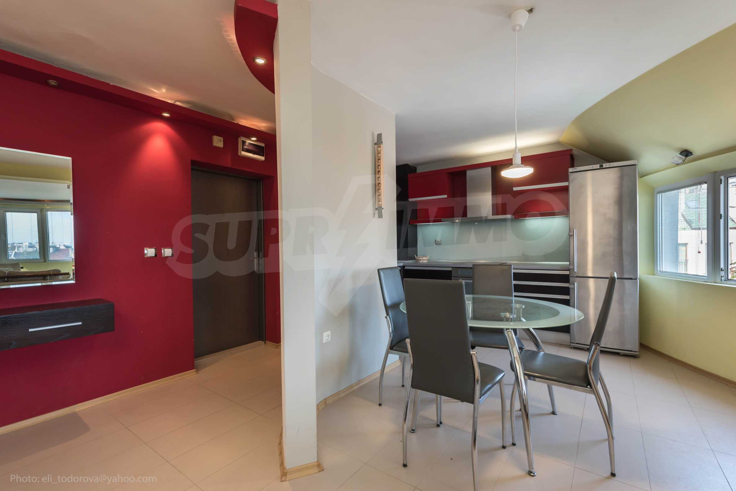 Квартира «Миша» - отличная трехкомнатная недвижимость в идеальном центре. 4