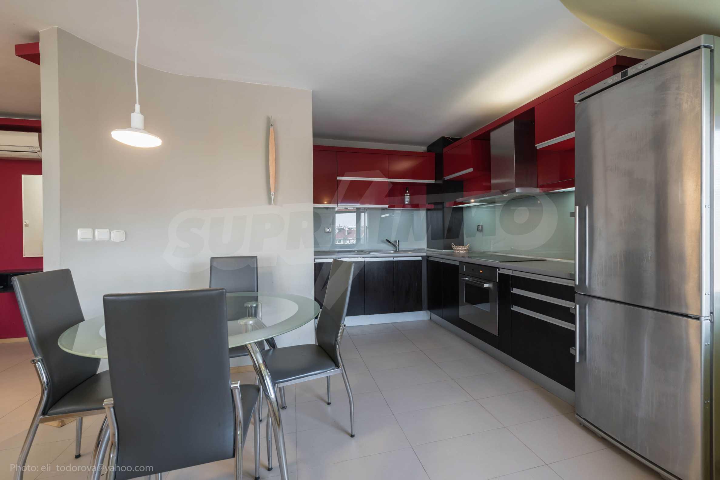 Квартира «Миша» - отличная трехкомнатная недвижимость в идеальном центре. 5