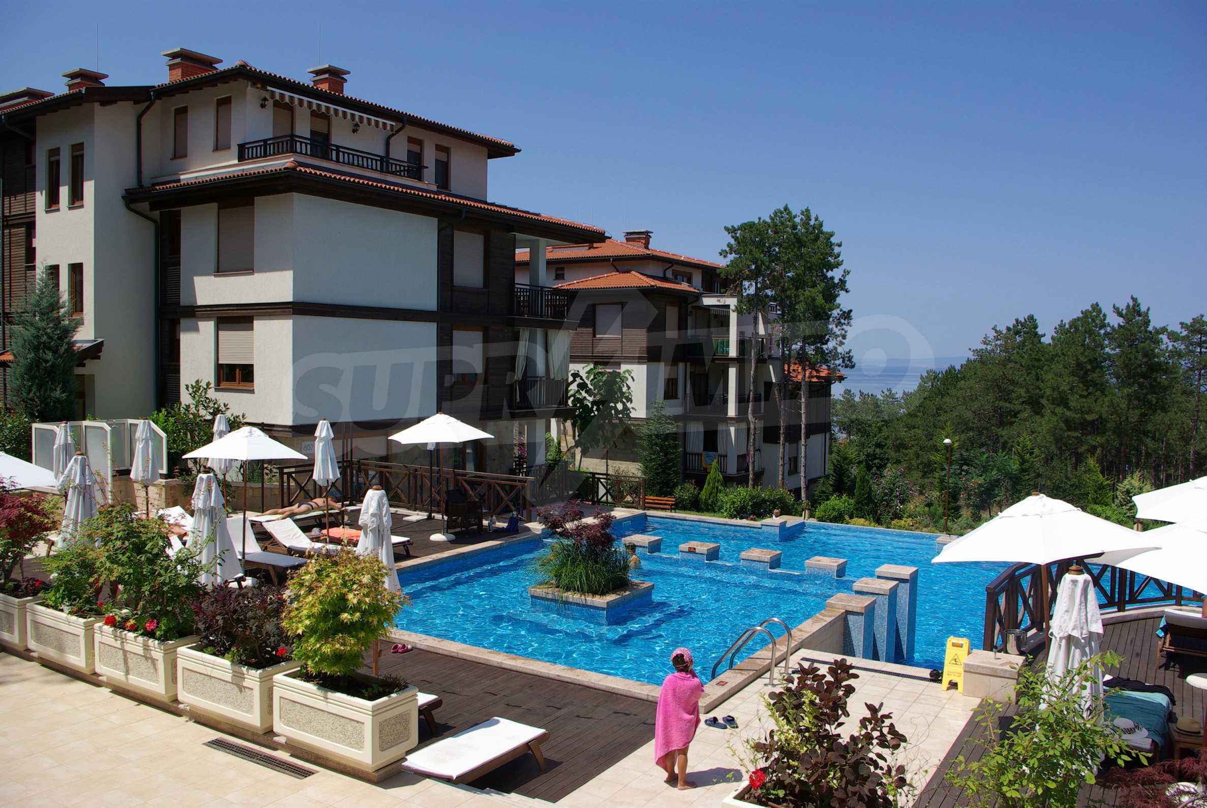 Впечатляващ комплекс с ваканционни жилища в близост до Созопол 40