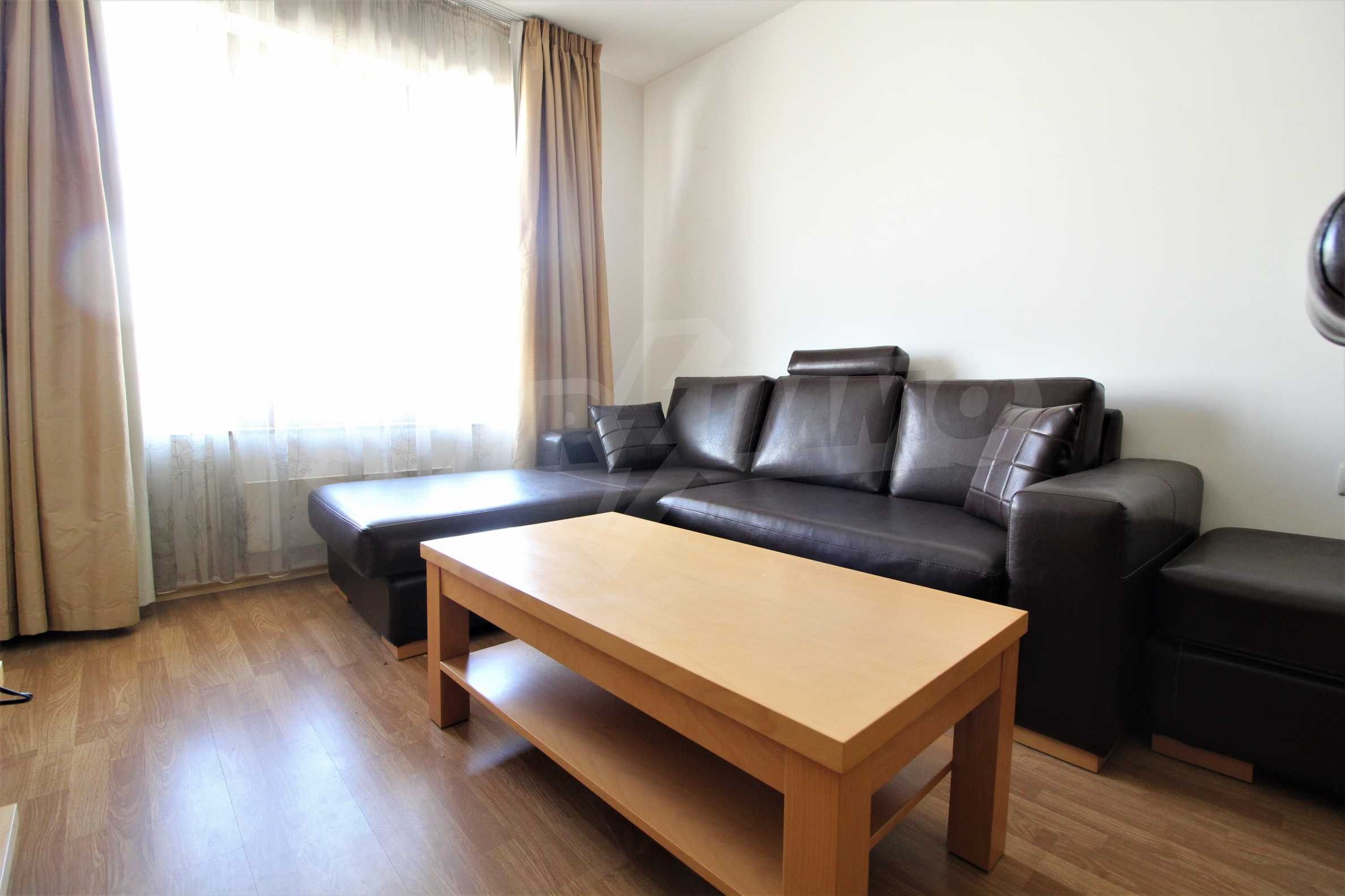 Furnished two-bedroom apartment located in Top Lodge complex, just meters from the ski lift in Bansko 3