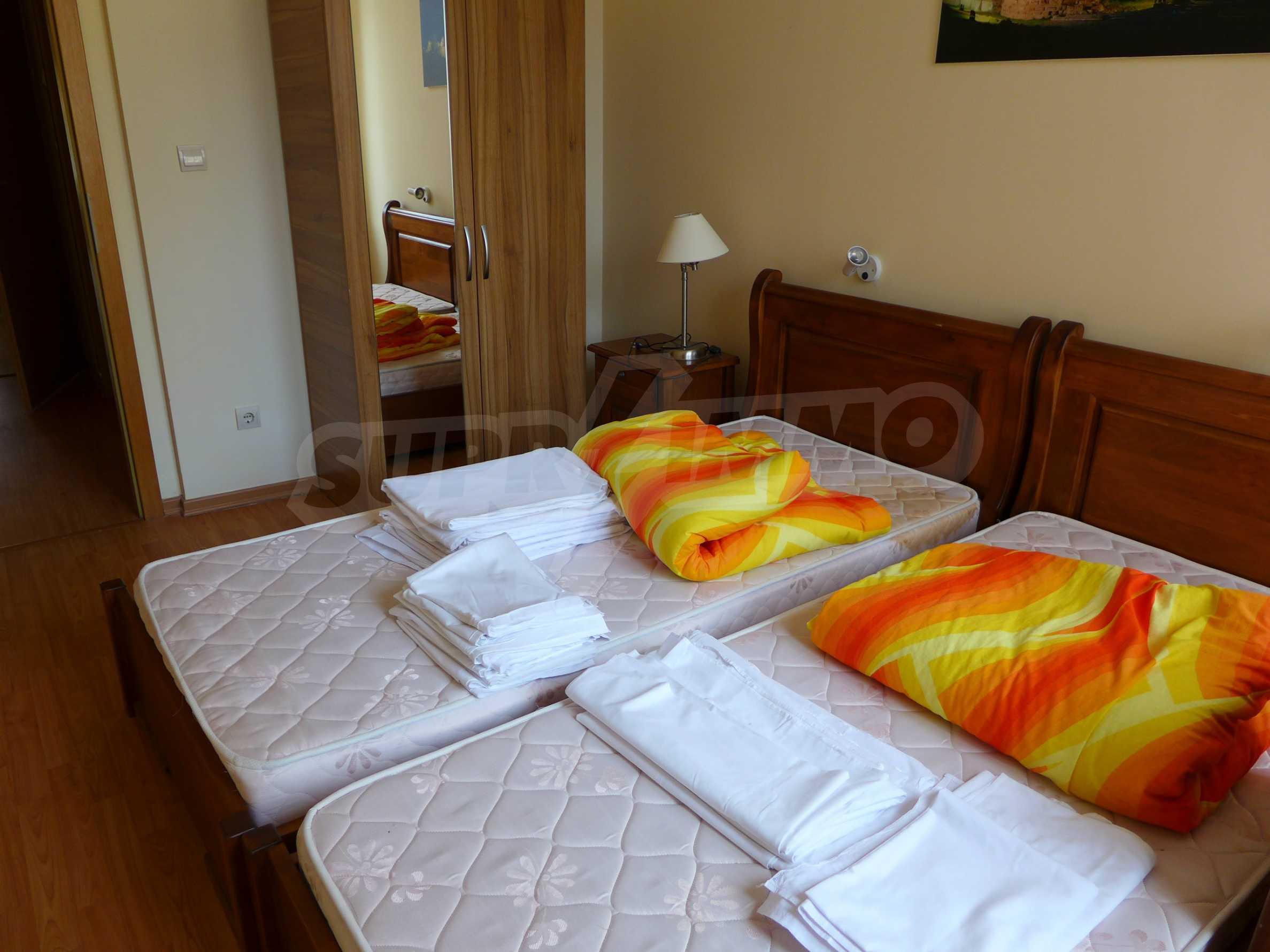 Schöne Wohnung mit zwei Schlafzimmern im Paradise Garden Complex 9