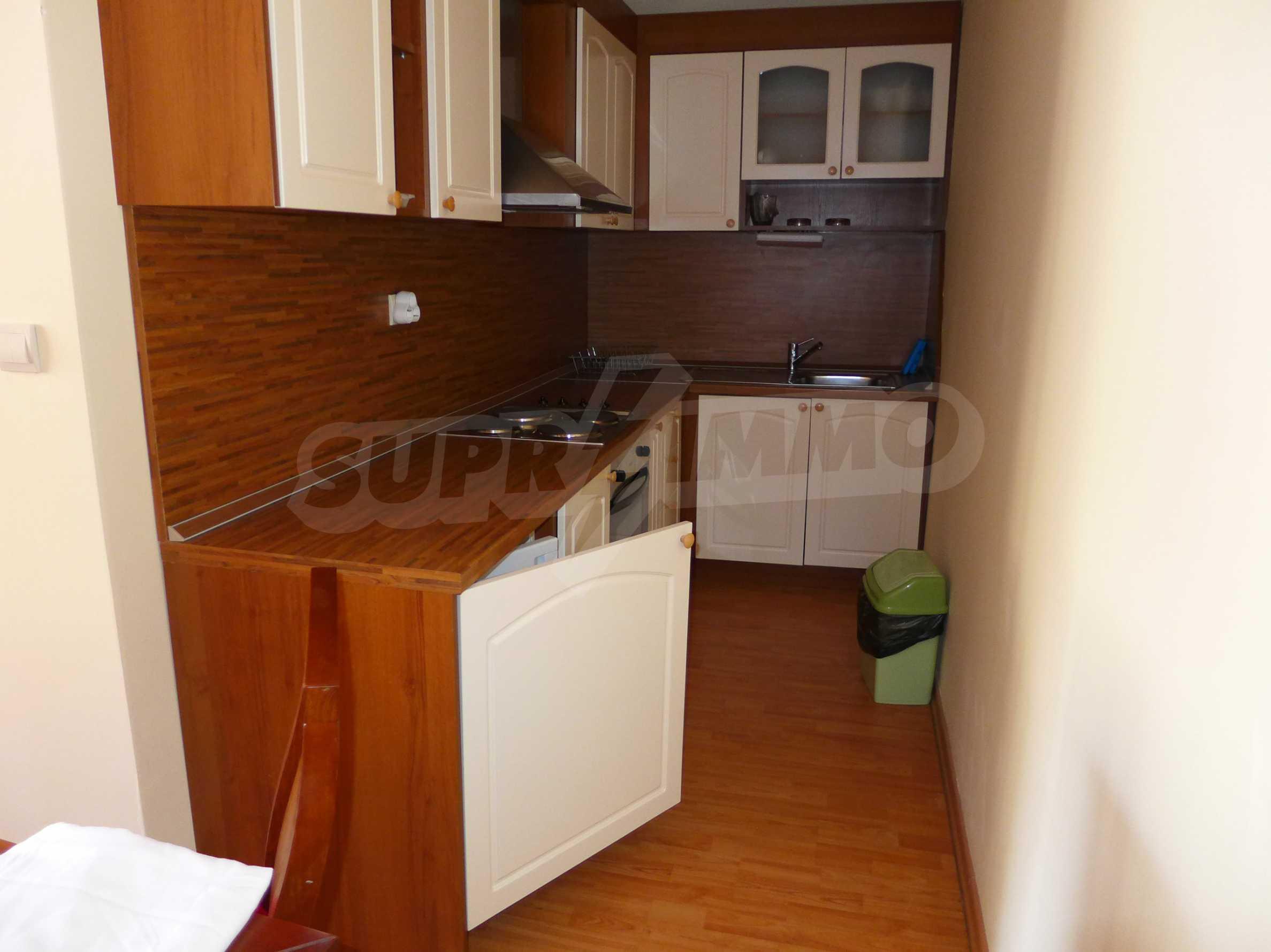 Schöne Wohnung mit zwei Schlafzimmern im Paradise Garden Complex 6