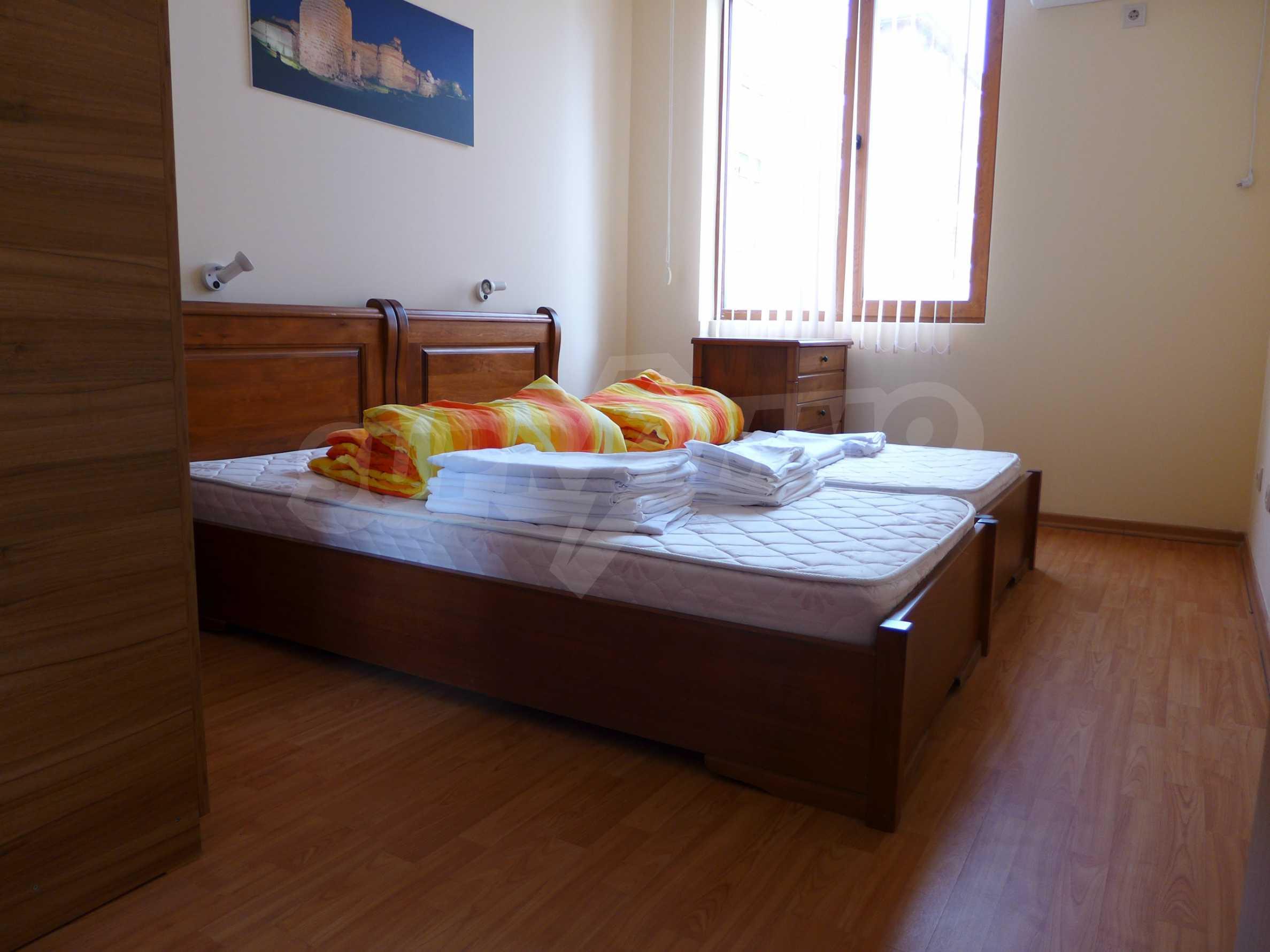 Schöne Wohnung mit zwei Schlafzimmern im Paradise Garden Complex 7