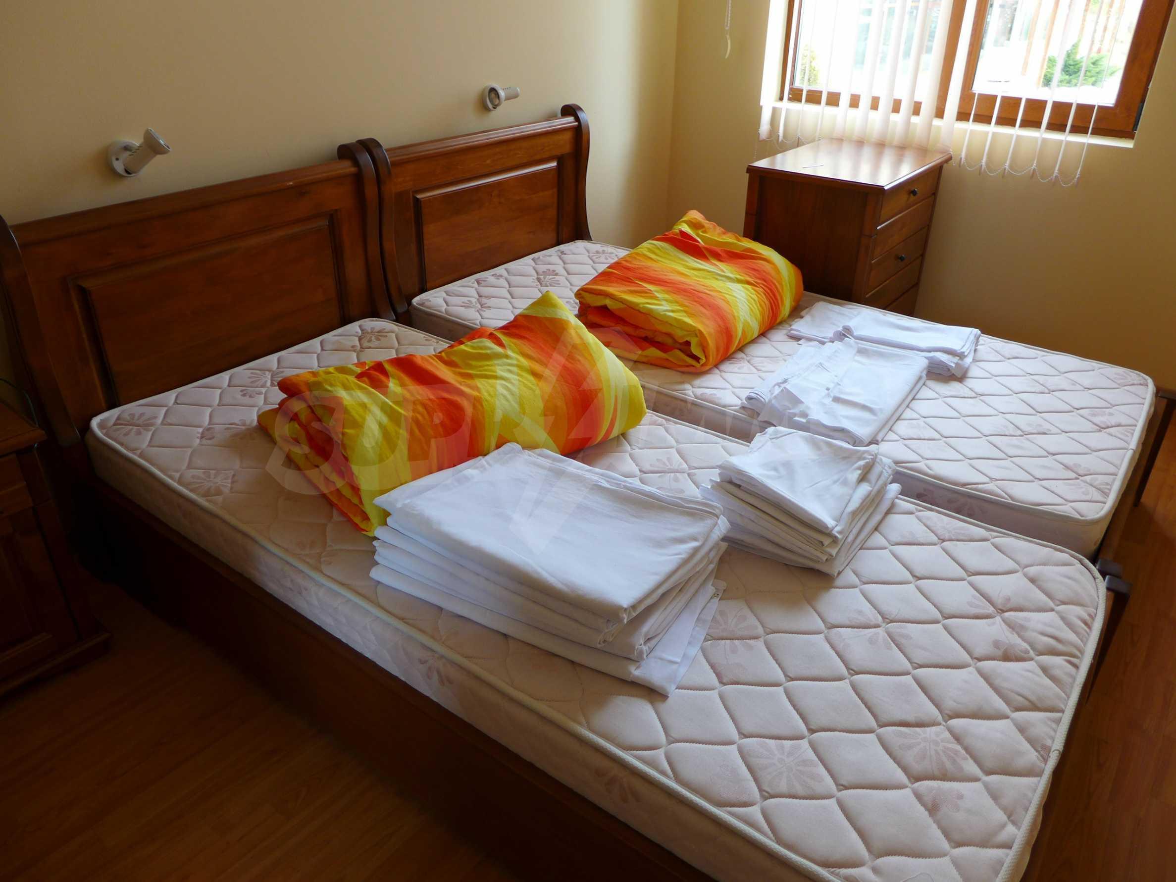 Schöne Wohnung mit zwei Schlafzimmern im Paradise Garden Complex 8