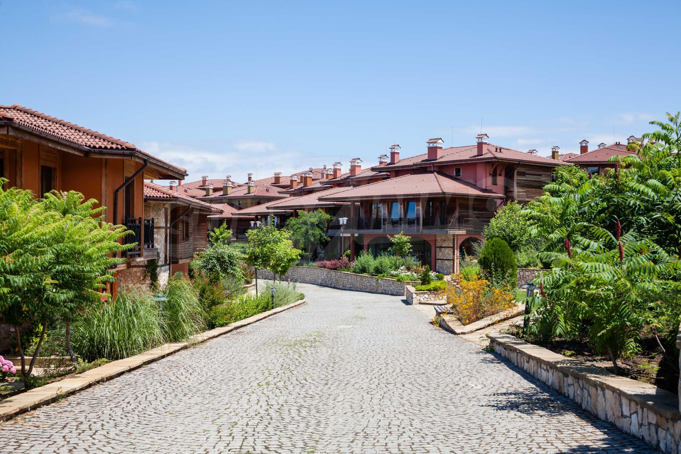 Sozopolis - einzigartige Häuser und Apartments an der Küste des Kolokita Kaps 54