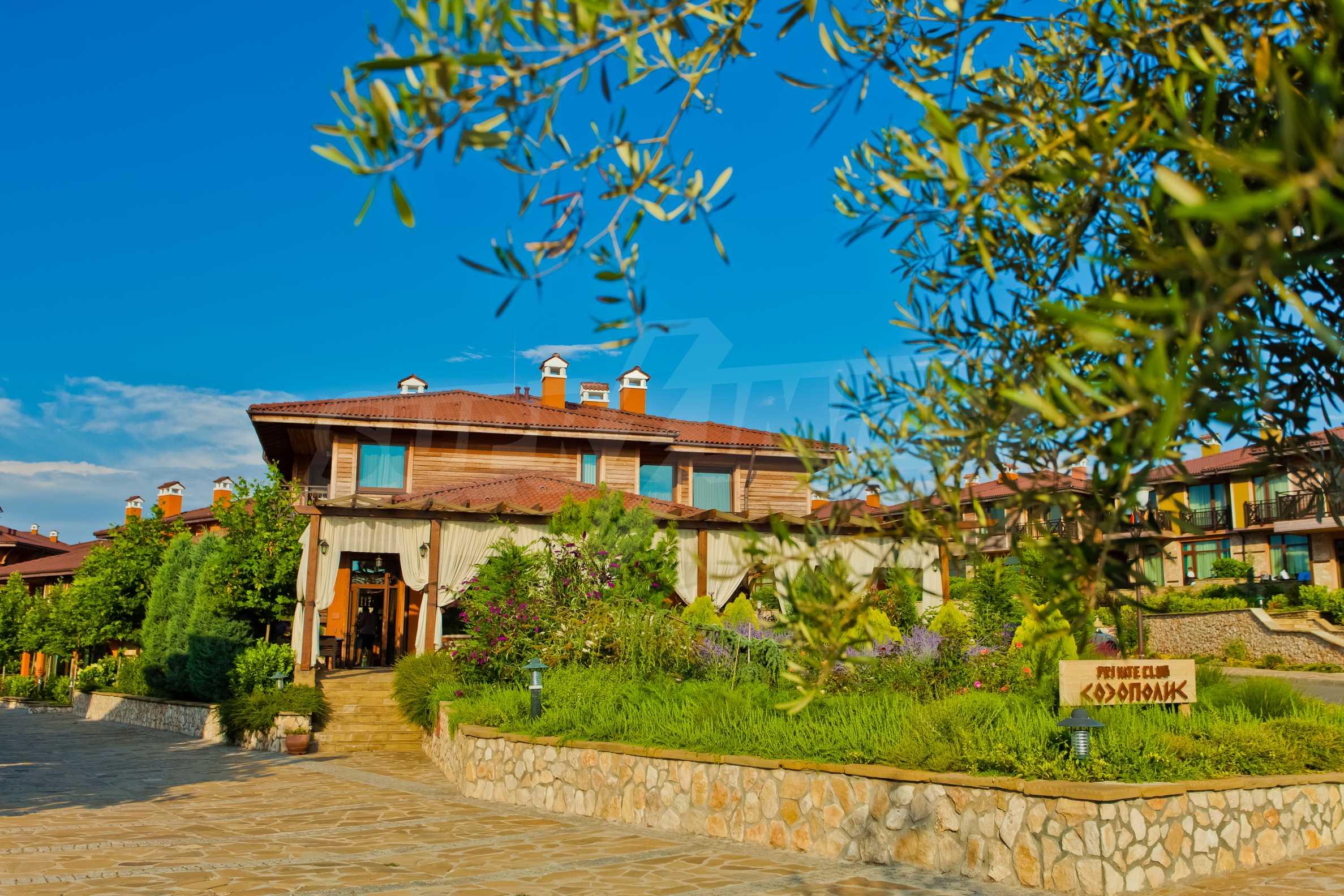Sozopolis - einzigartige Häuser und Apartments an der Küste des Kolokita Kaps 8