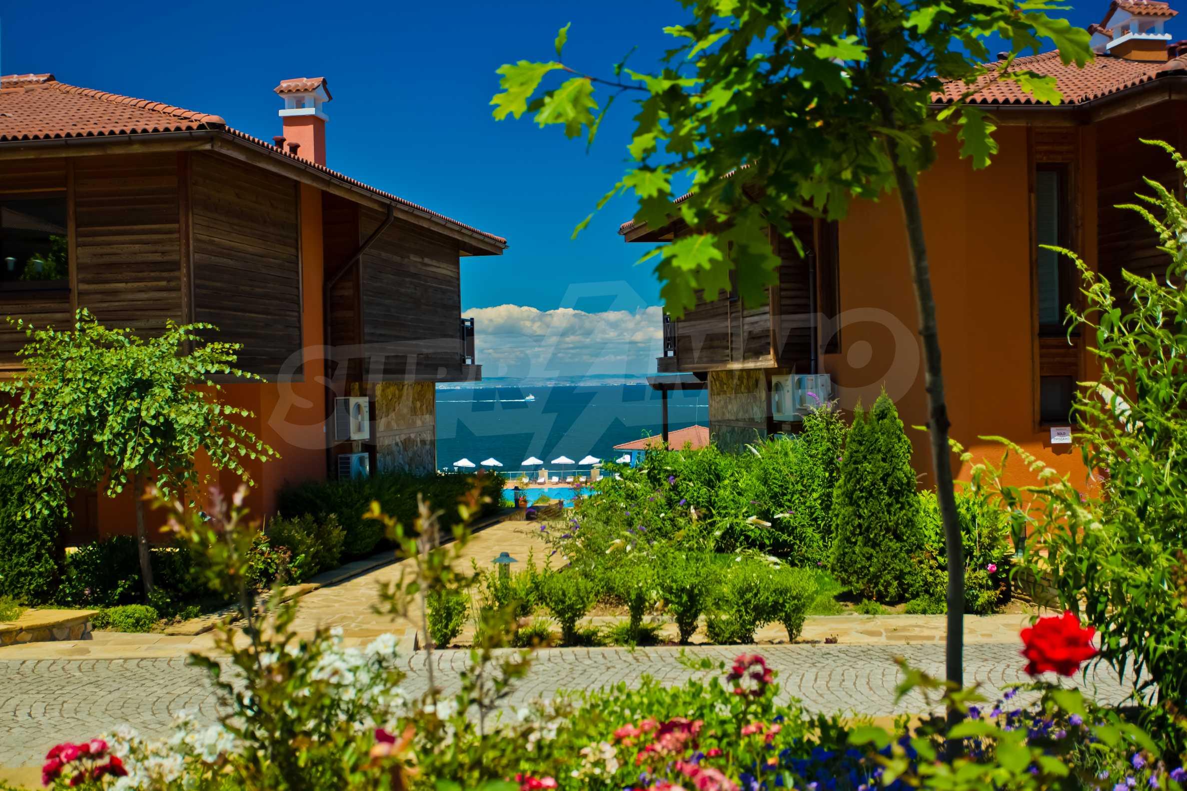 Sozopolis - einzigartige Häuser und Apartments an der Küste des Kolokita Kaps 9