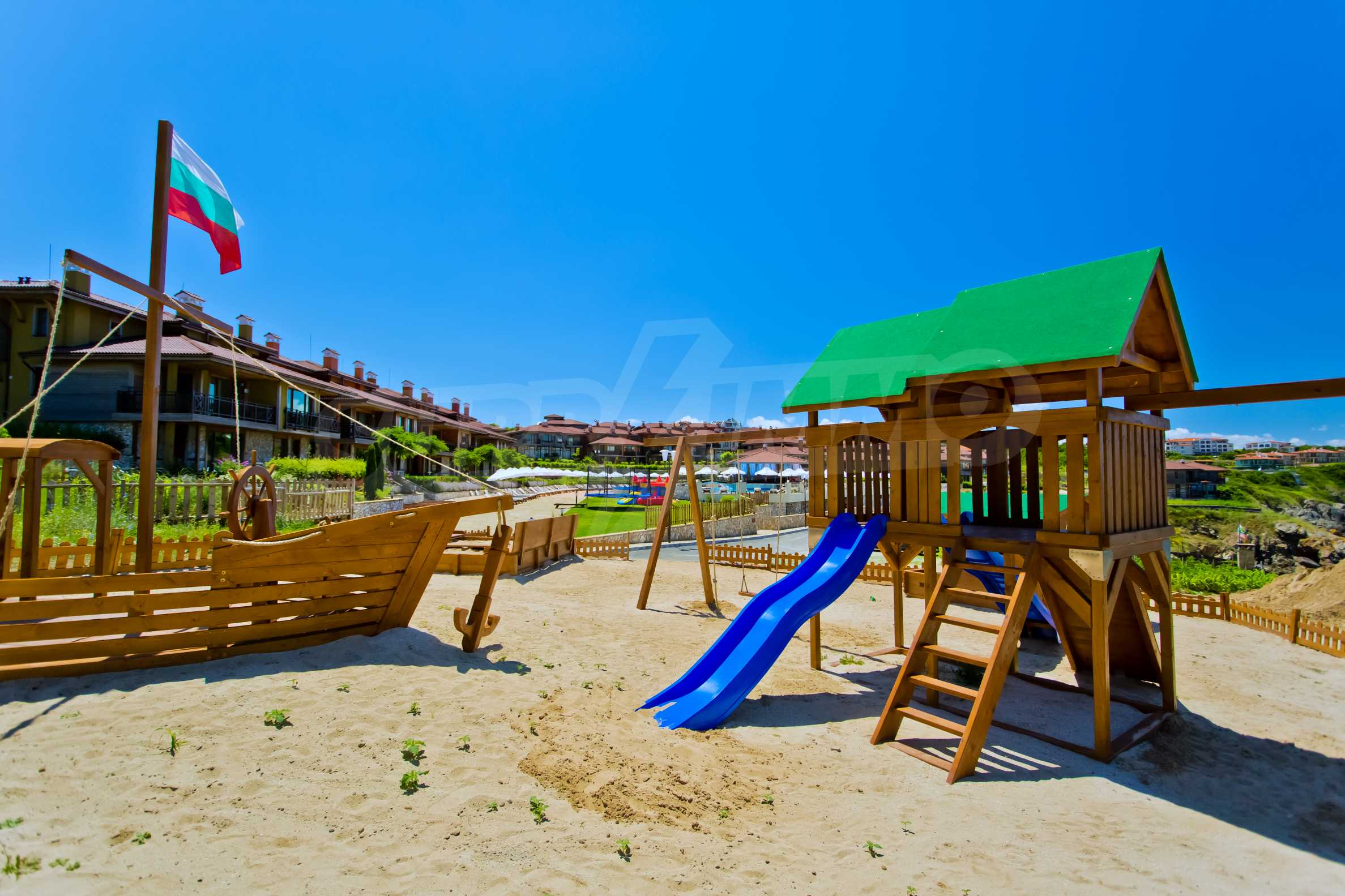 Sozopolis - einzigartige Häuser und Apartments an der Küste des Kolokita Kaps 33