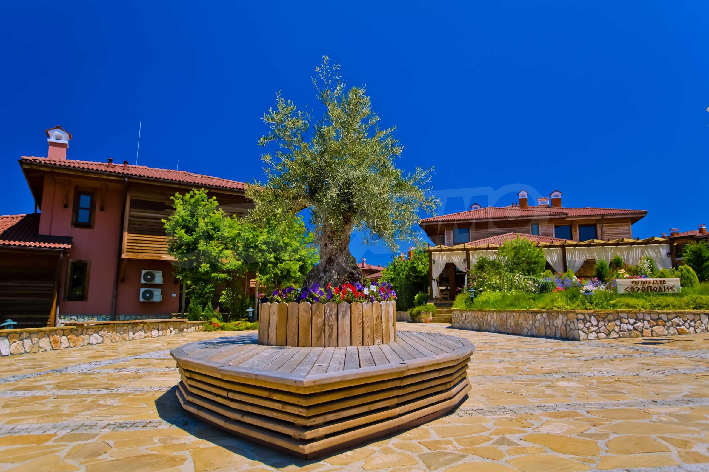 Sozopolis - einzigartige Häuser und Apartments an der Küste des Kolokita Kaps 39