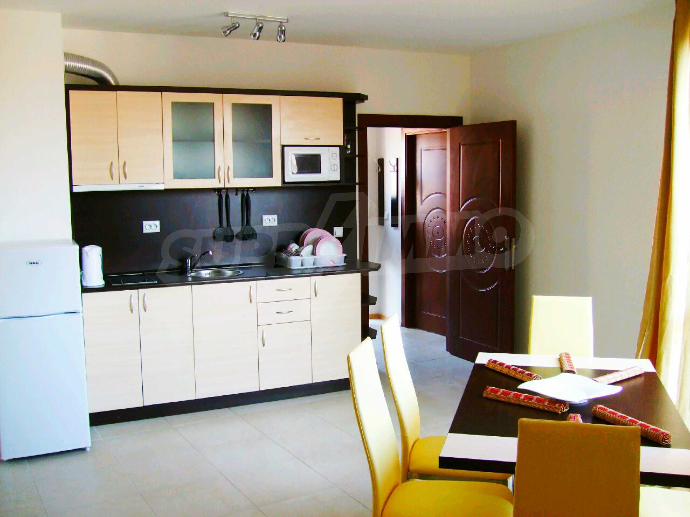 Two-bedroom apartment in Emerald Paradise complex  1