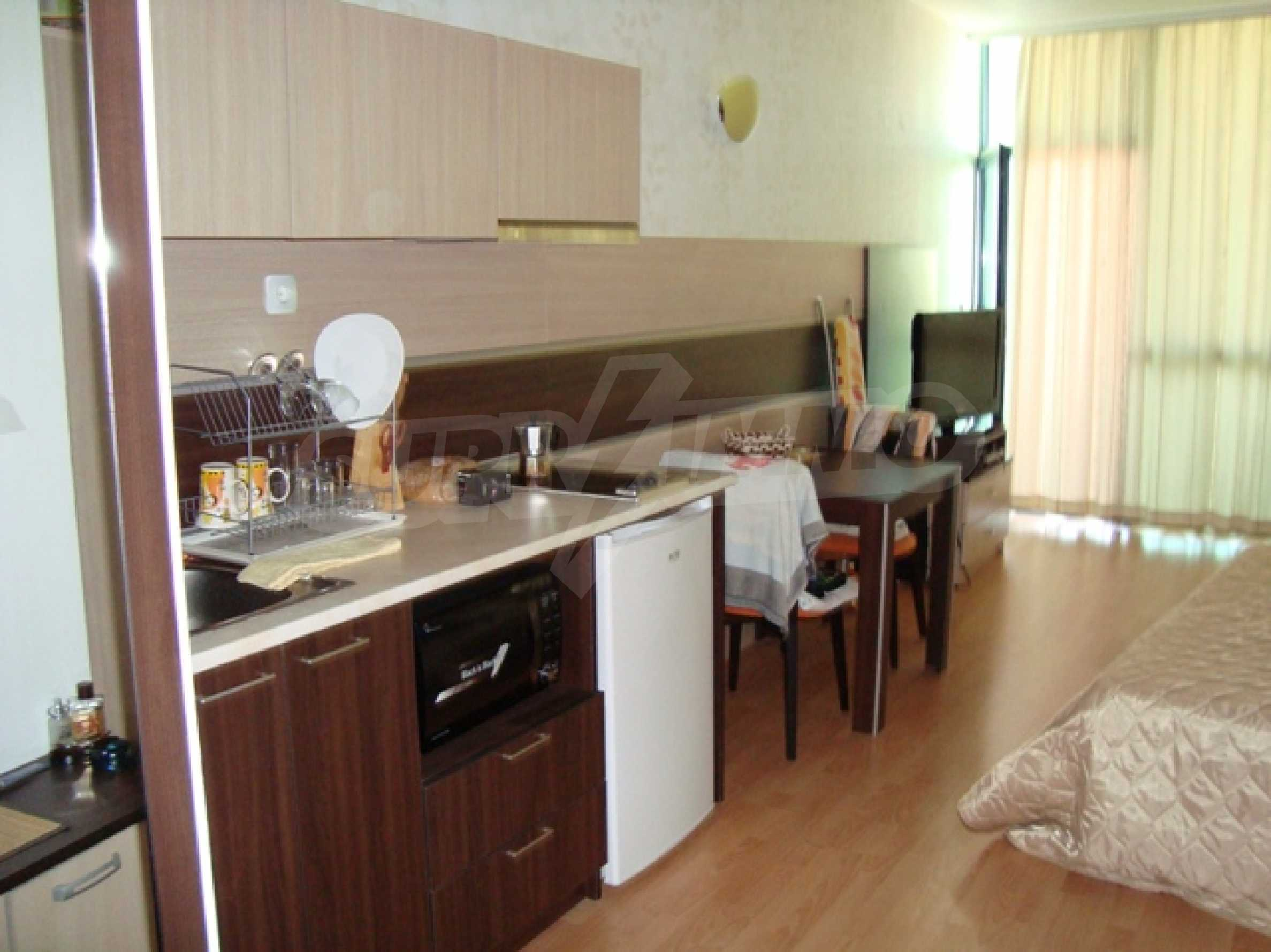 Продажа квартиры-студии в г. Приморско 8
