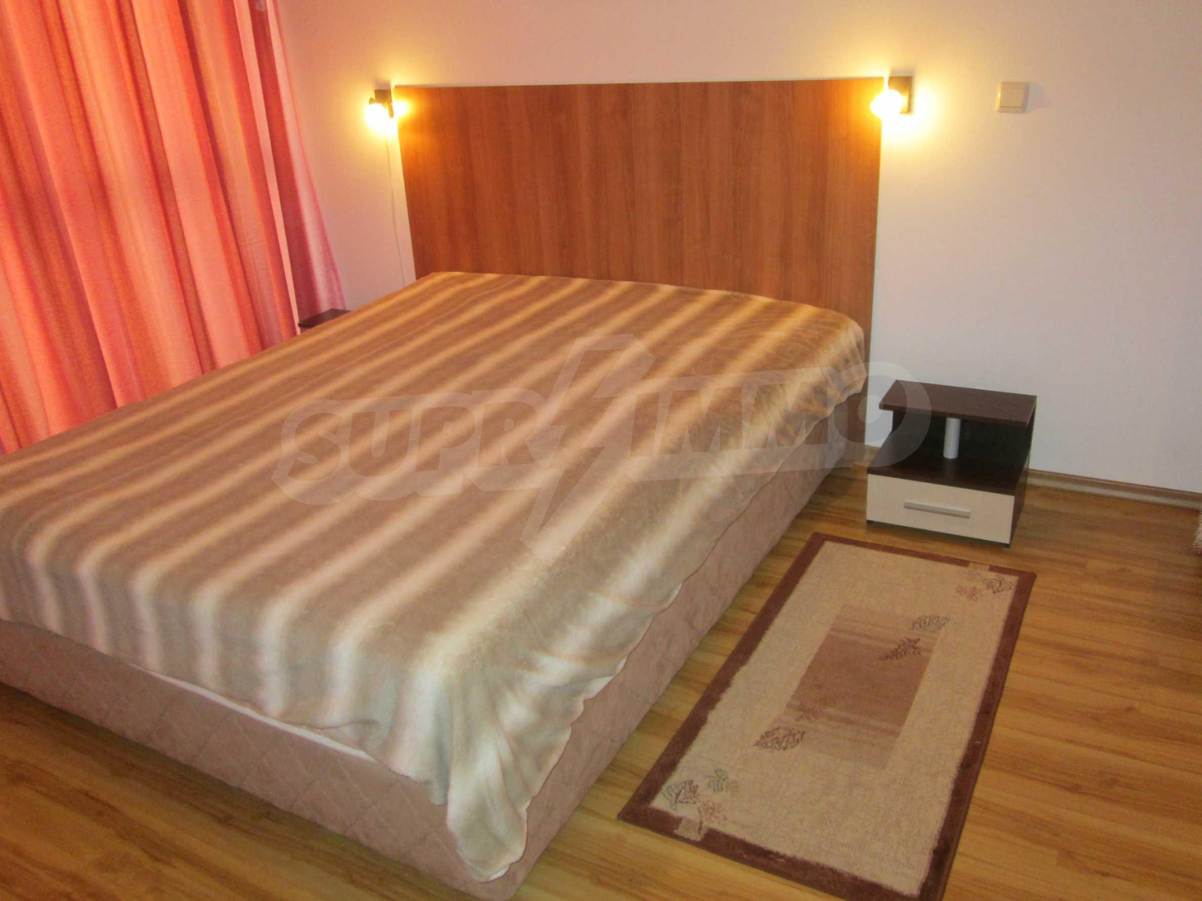 Komplett eingerichtete Wohnung mit einem Schlafzimmer am Strand 7