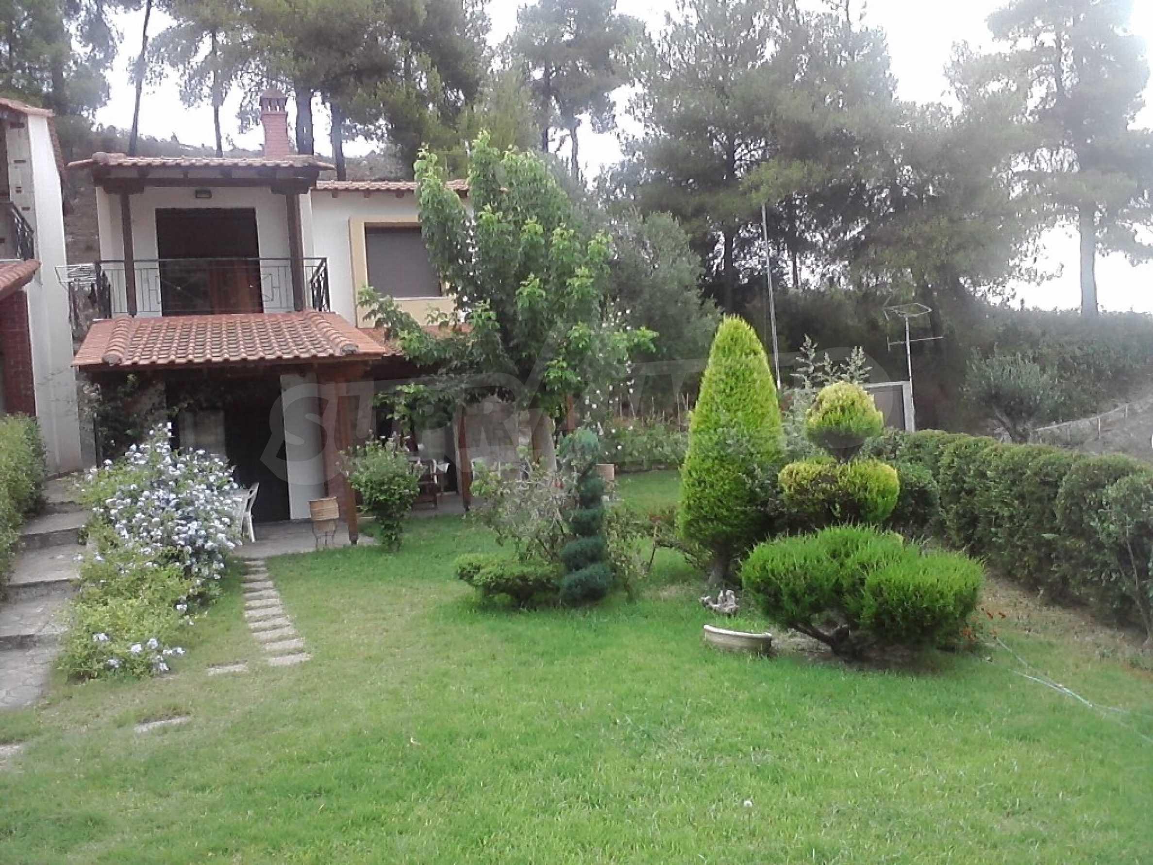 Къща  в  Фурка