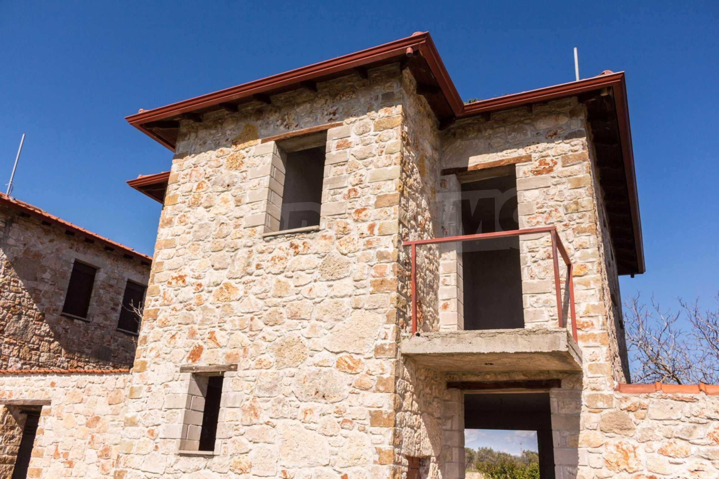 Къща  в  Афитос