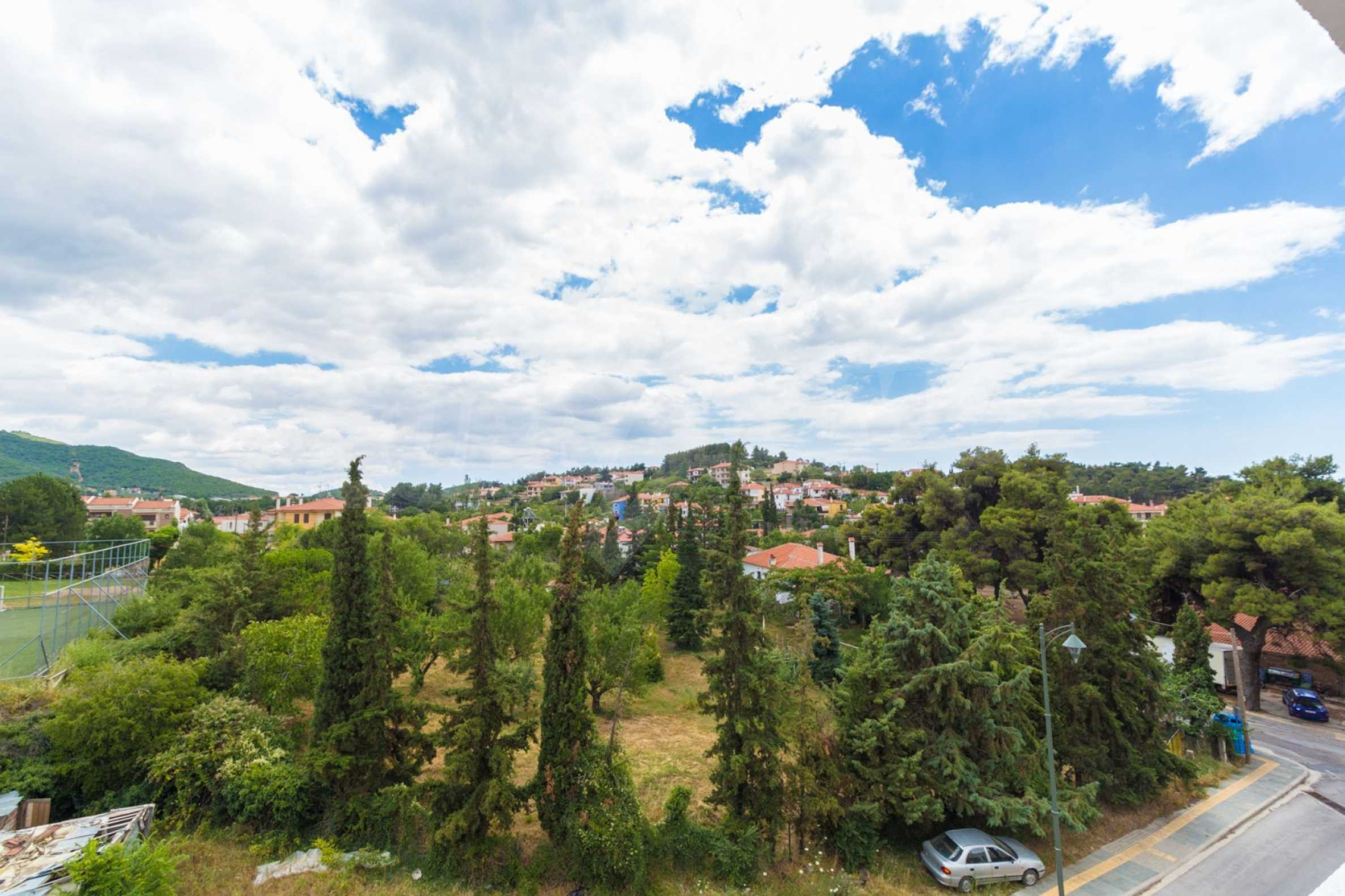 Апартамент  в  Полигирос