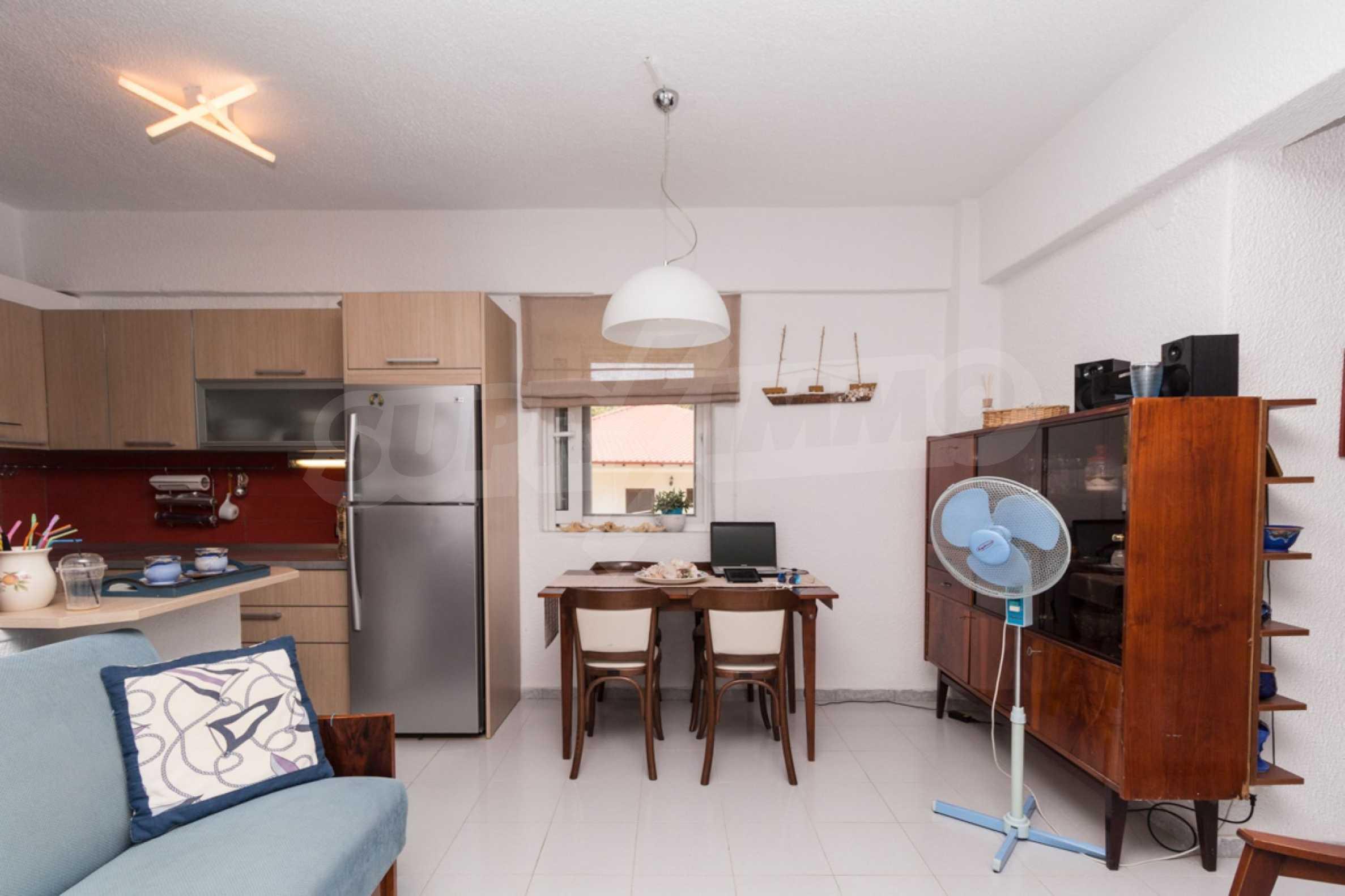 Апартамент  в  Посиди 5