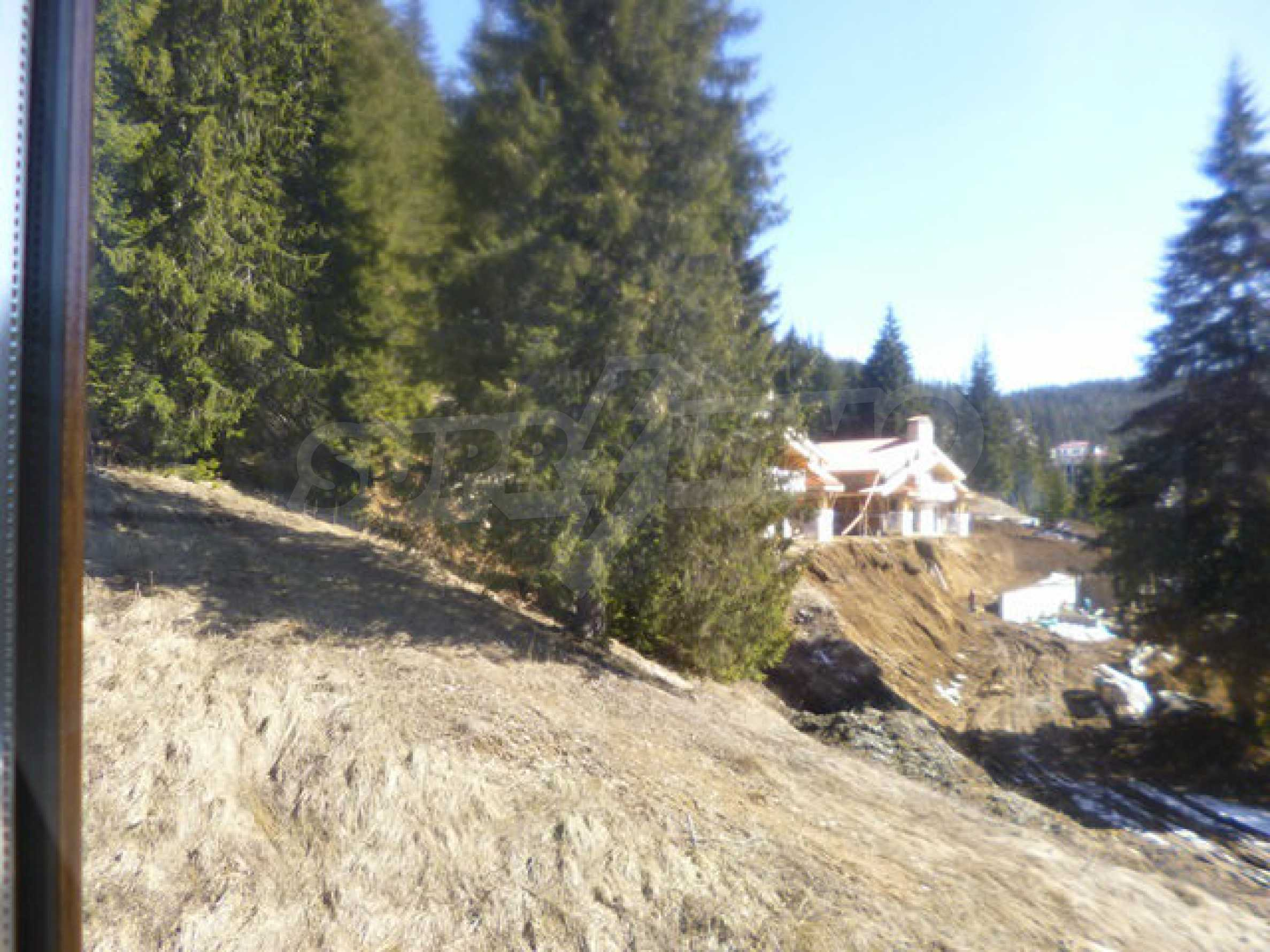 Wunderschöne Ferienwohnung mit schöner Aussicht in Pamporovo 6
