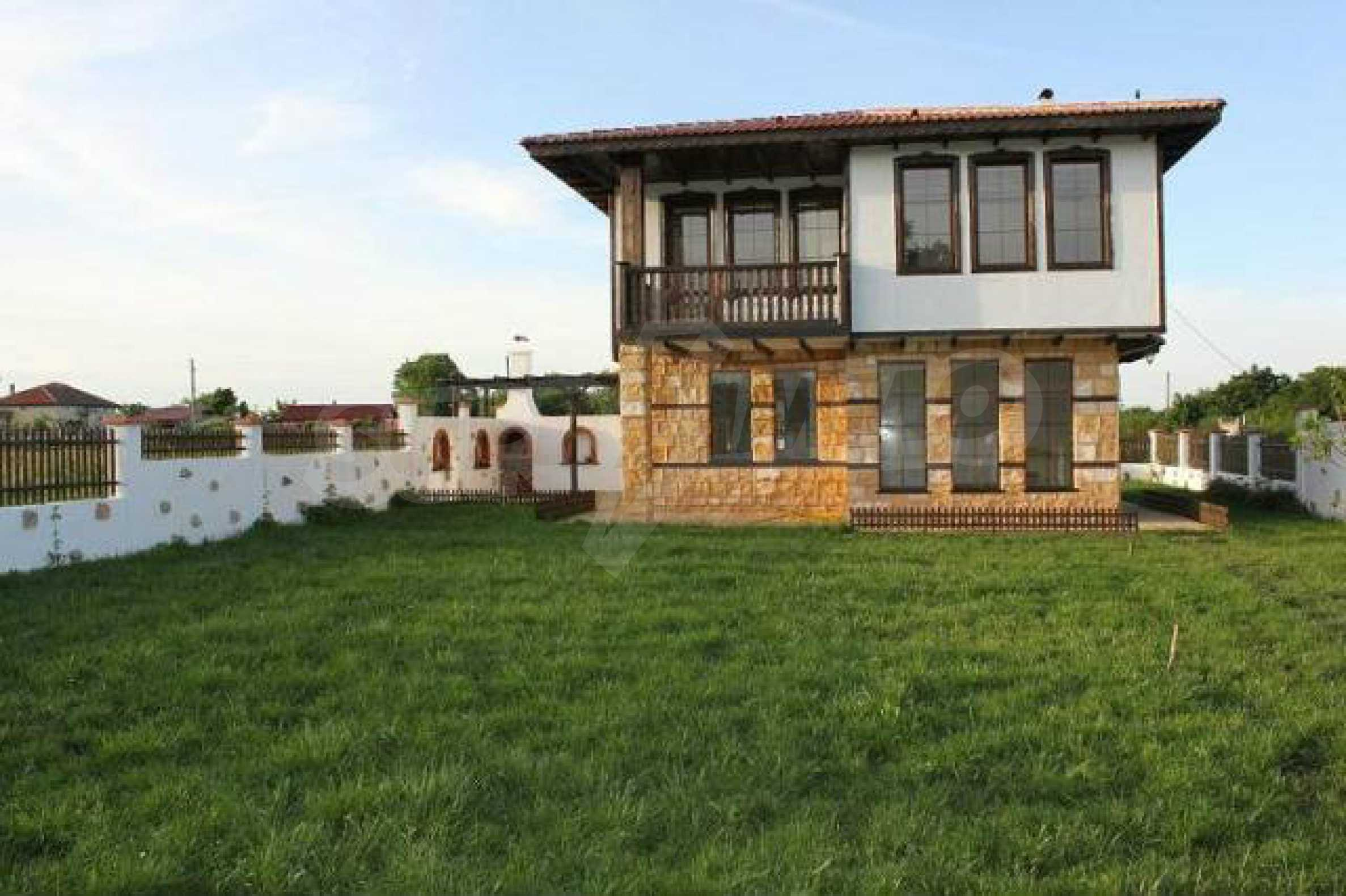 Прекрасный новый двухэтажный дом недалеко от Балчик 10