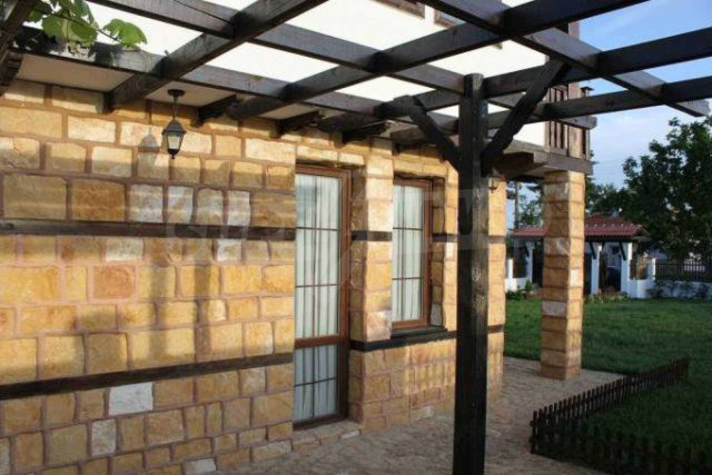 Прекрасный новый двухэтажный дом недалеко от Балчик 25