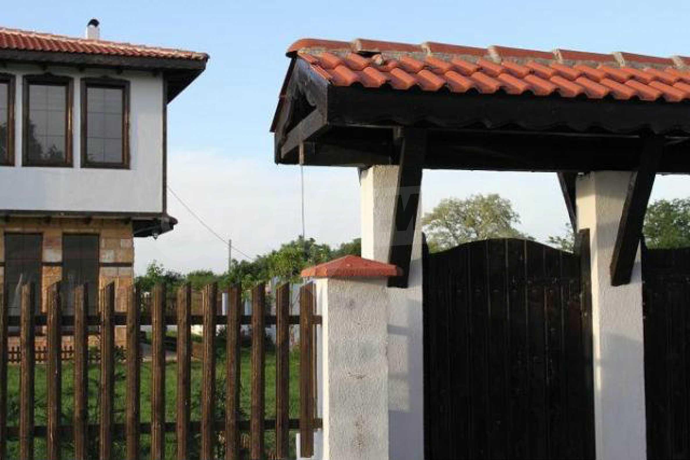 Прекрасный новый двухэтажный дом недалеко от Балчик 28