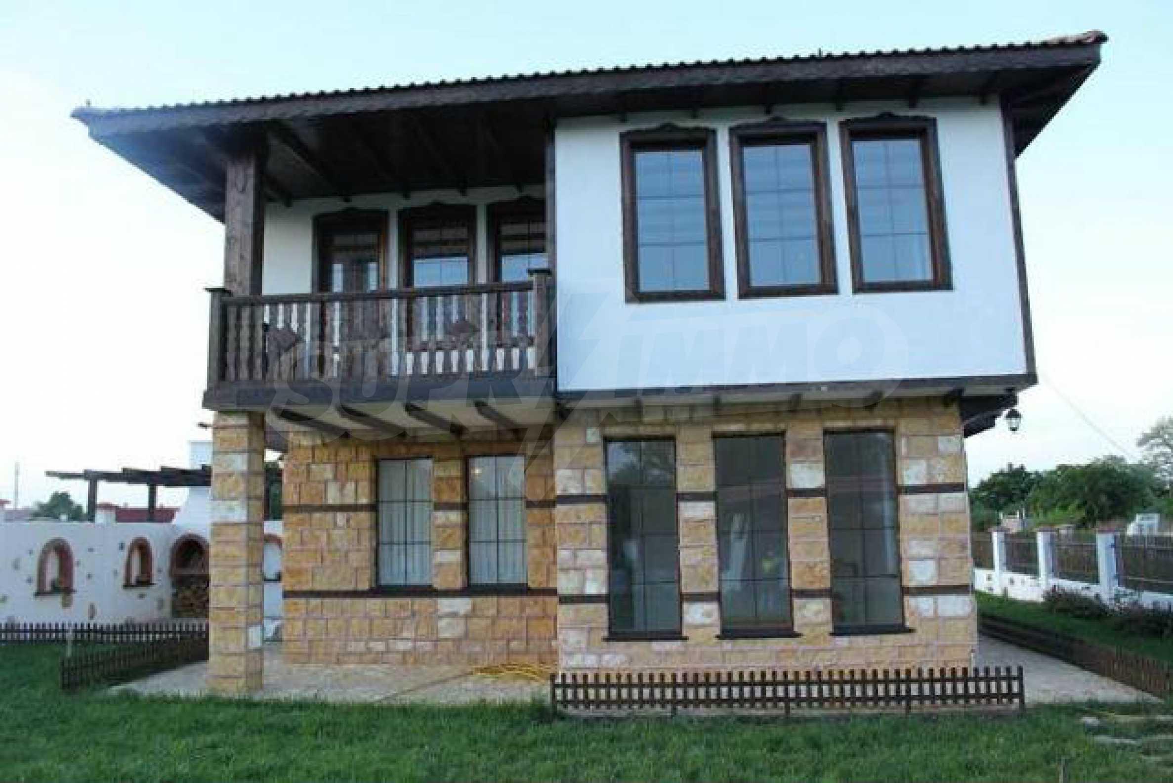 Прекрасный новый двухэтажный дом недалеко от Балчик 29