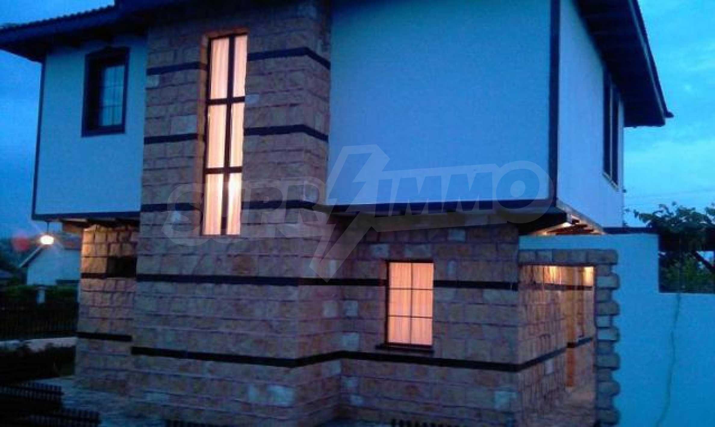 Прекрасный новый двухэтажный дом недалеко от Балчик 3