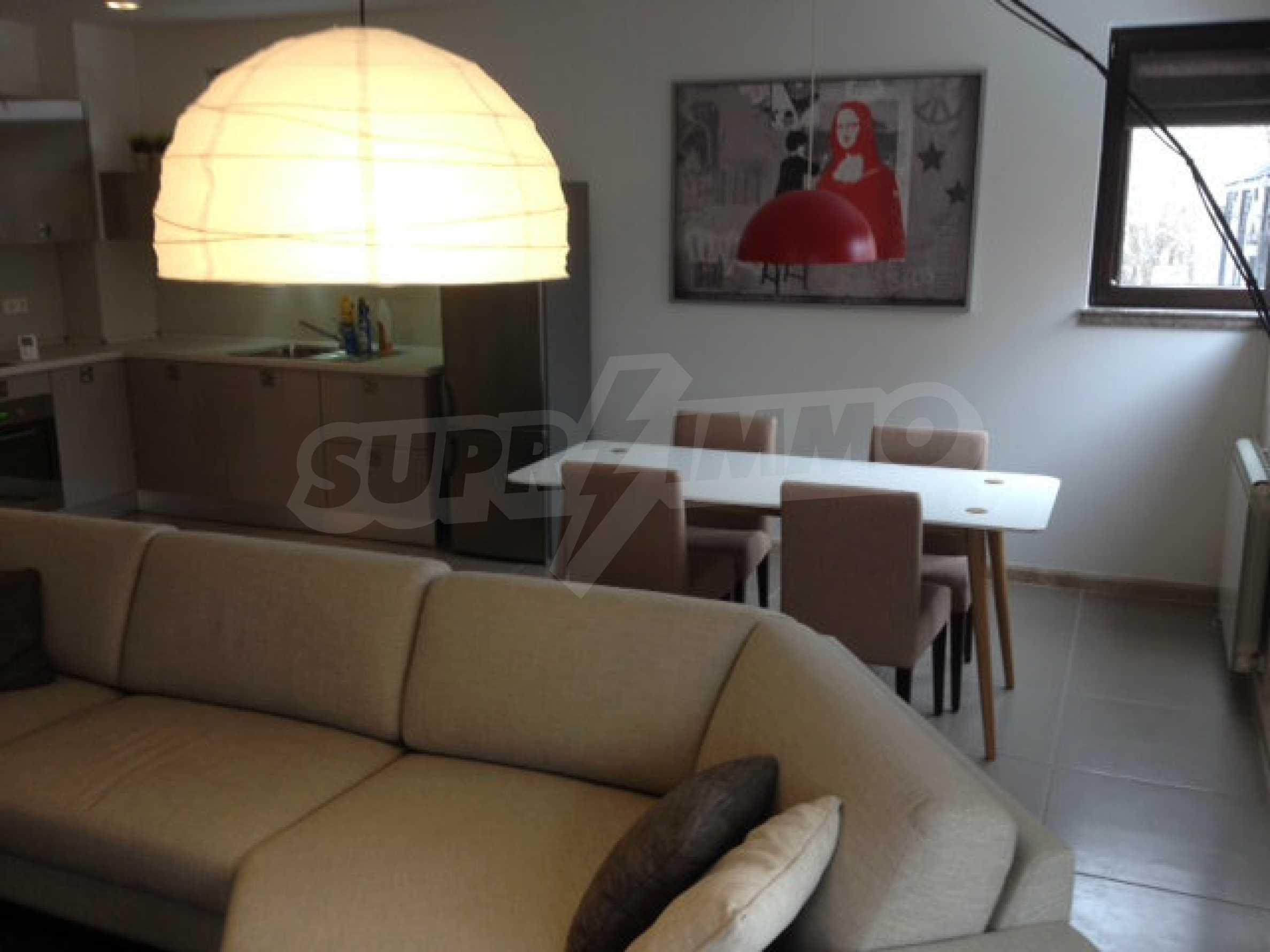 Komplett eingerichtete Wohnung zur Miete im Stadtteil Simeonovo 2