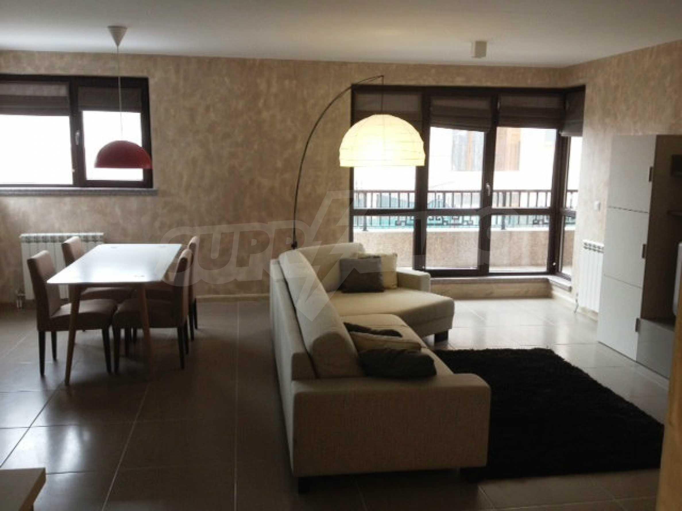 Komplett eingerichtete Wohnung zur Miete im Stadtteil Simeonovo 4