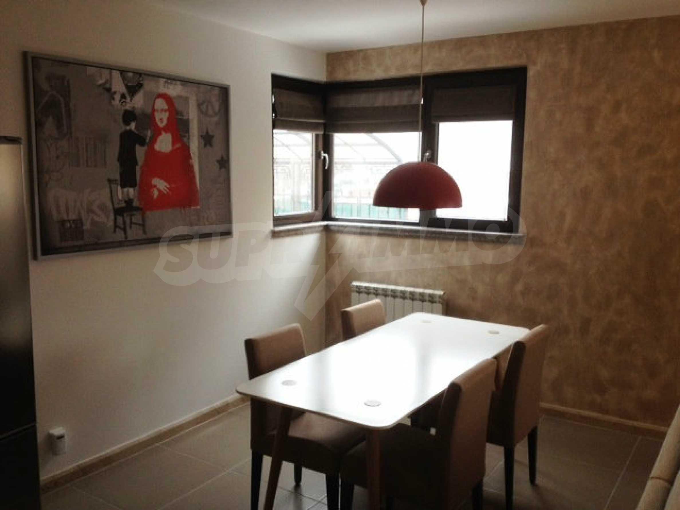 Komplett eingerichtete Wohnung zur Miete im Stadtteil Simeonovo 5