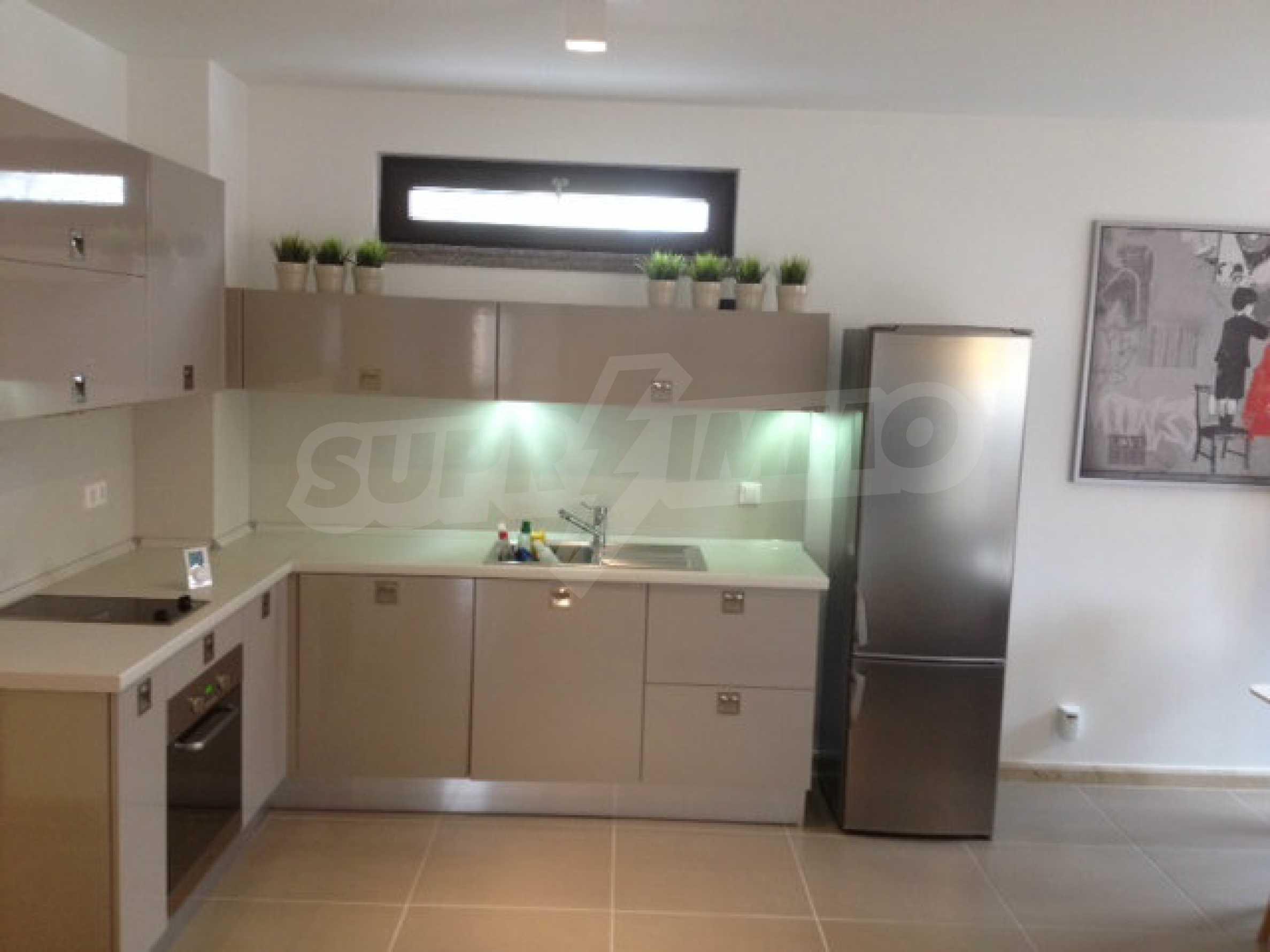 Komplett eingerichtete Wohnung zur Miete im Stadtteil Simeonovo 6