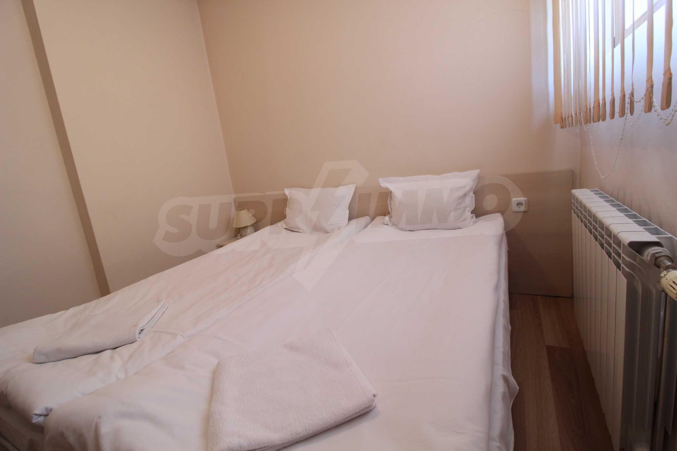 """Möbliertes Apartment mit einem Schlafzimmer im Komplex """"Snow Play"""" in Bansko 3"""