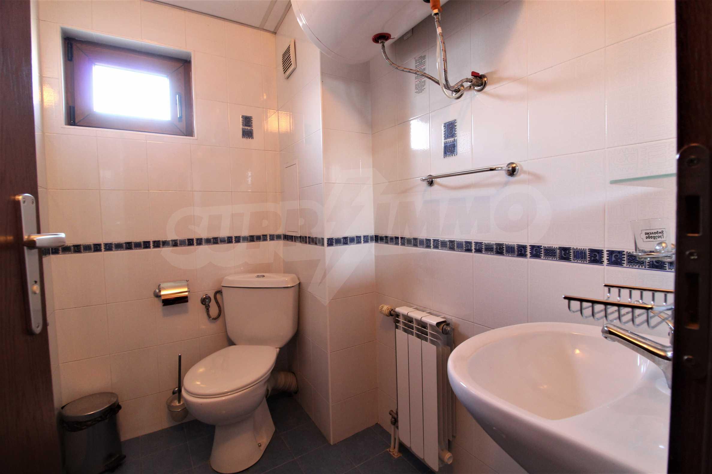 """Möbliertes Apartment mit einem Schlafzimmer im Komplex """"Snow Play"""" in Bansko 5"""