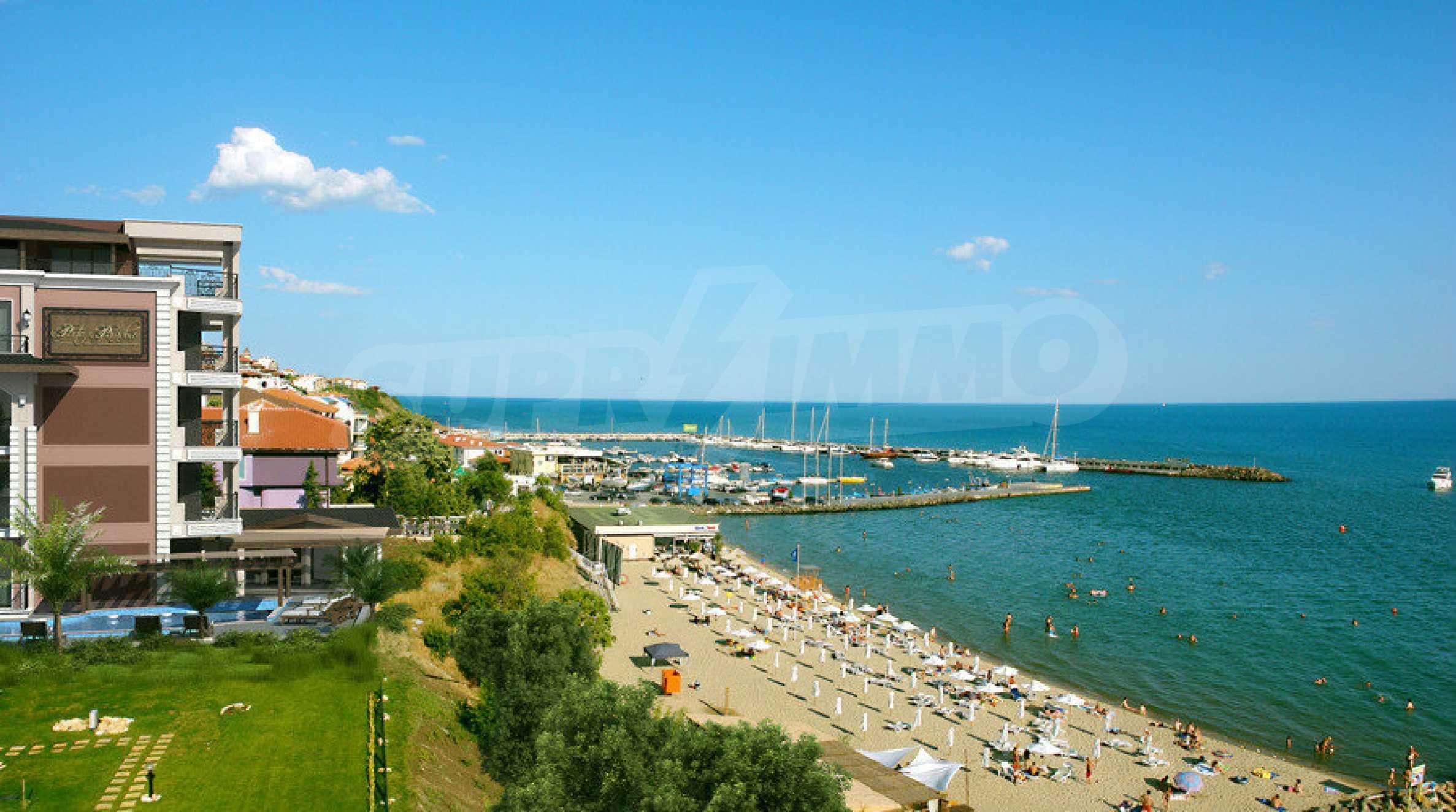 Porto Paradiso - Luxuswohnungen am Meer 1