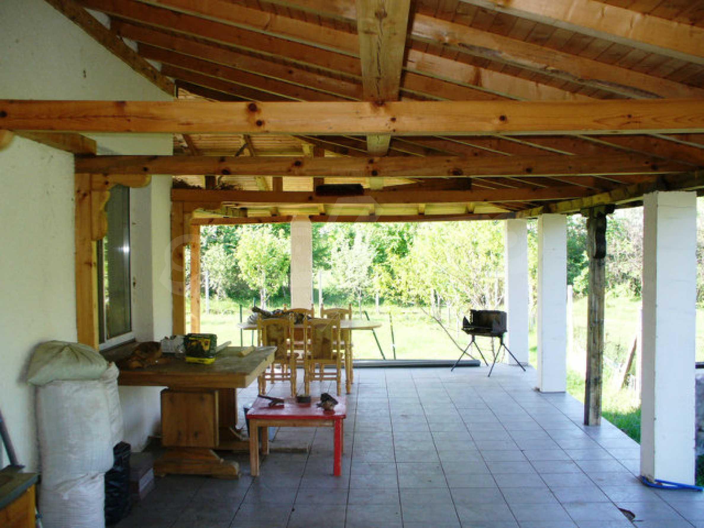 Солидный дом в отличном состоянии в 30 км от Видин 11
