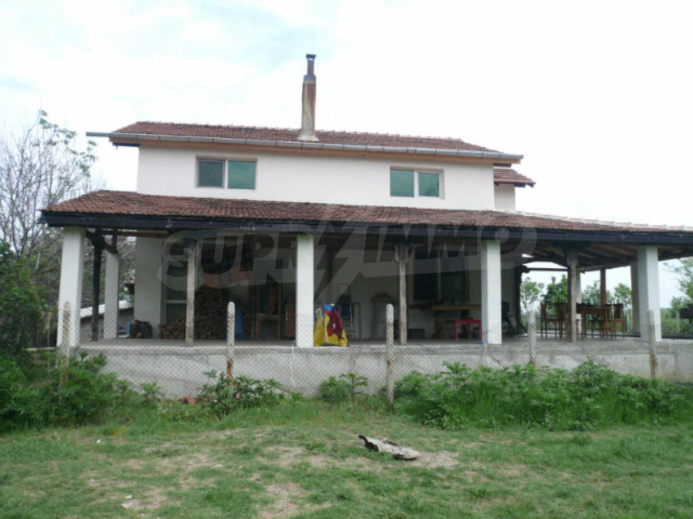 Солидный дом в отличном состоянии в 30 км от Видин 33