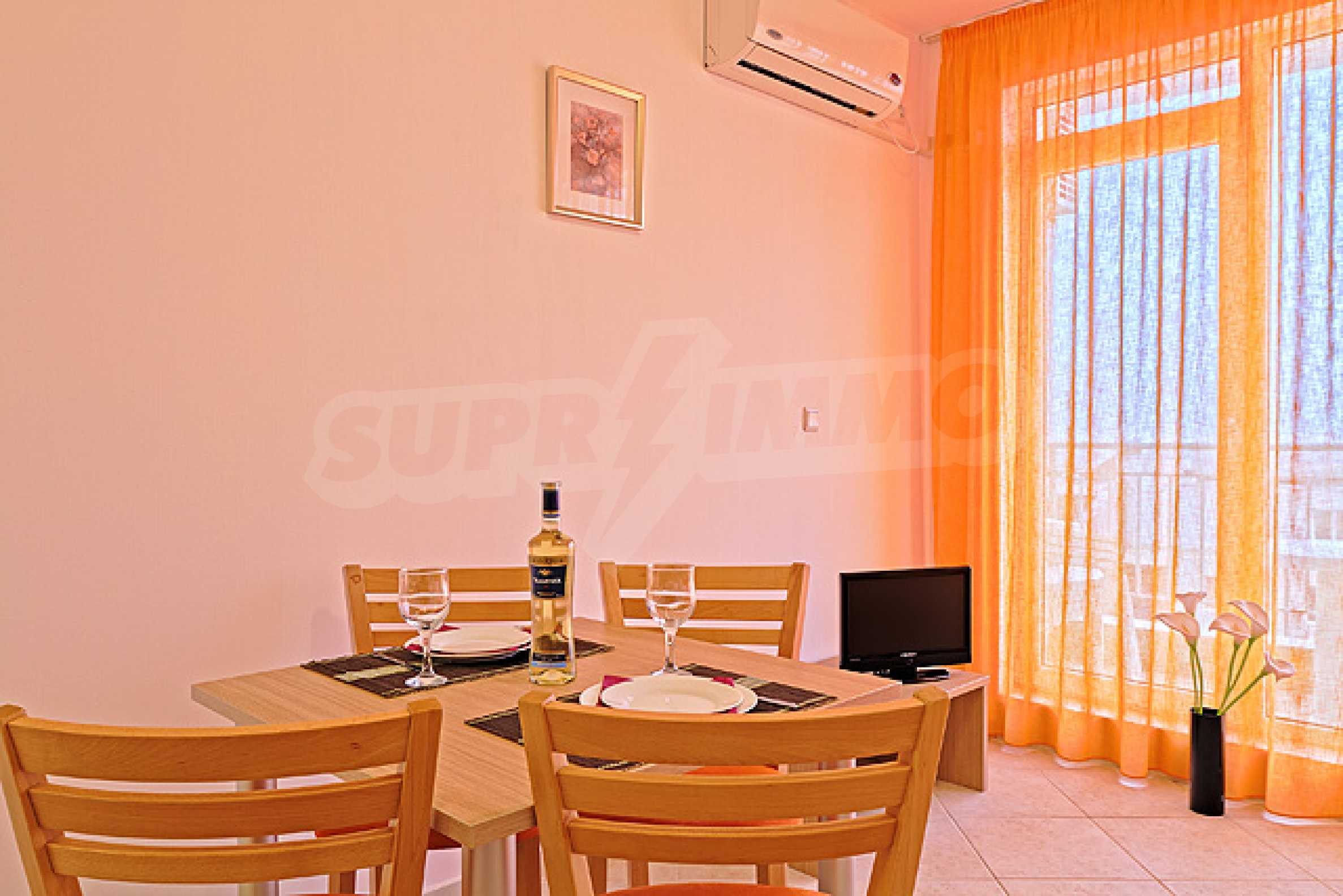 Sunset Kosharitsa - aпартаменти в атрактивен комплекс сред планината и морето, на 5 минути с кола от Слънчев бряг 15
