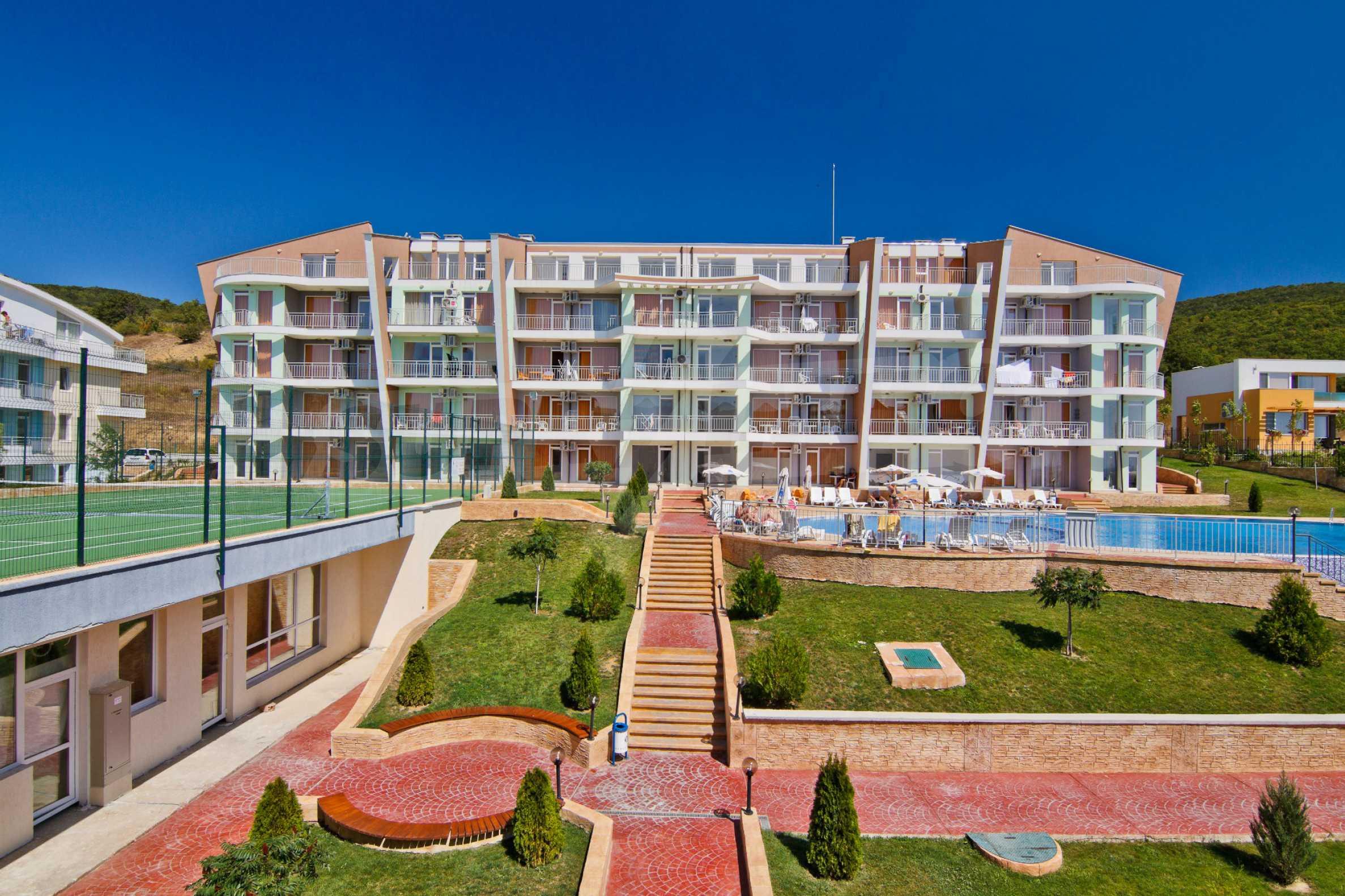 Sunset Kosharitsa - aпартаменти в атрактивен комплекс сред планината и морето, на 5 минути с кола от Слънчев бряг 7