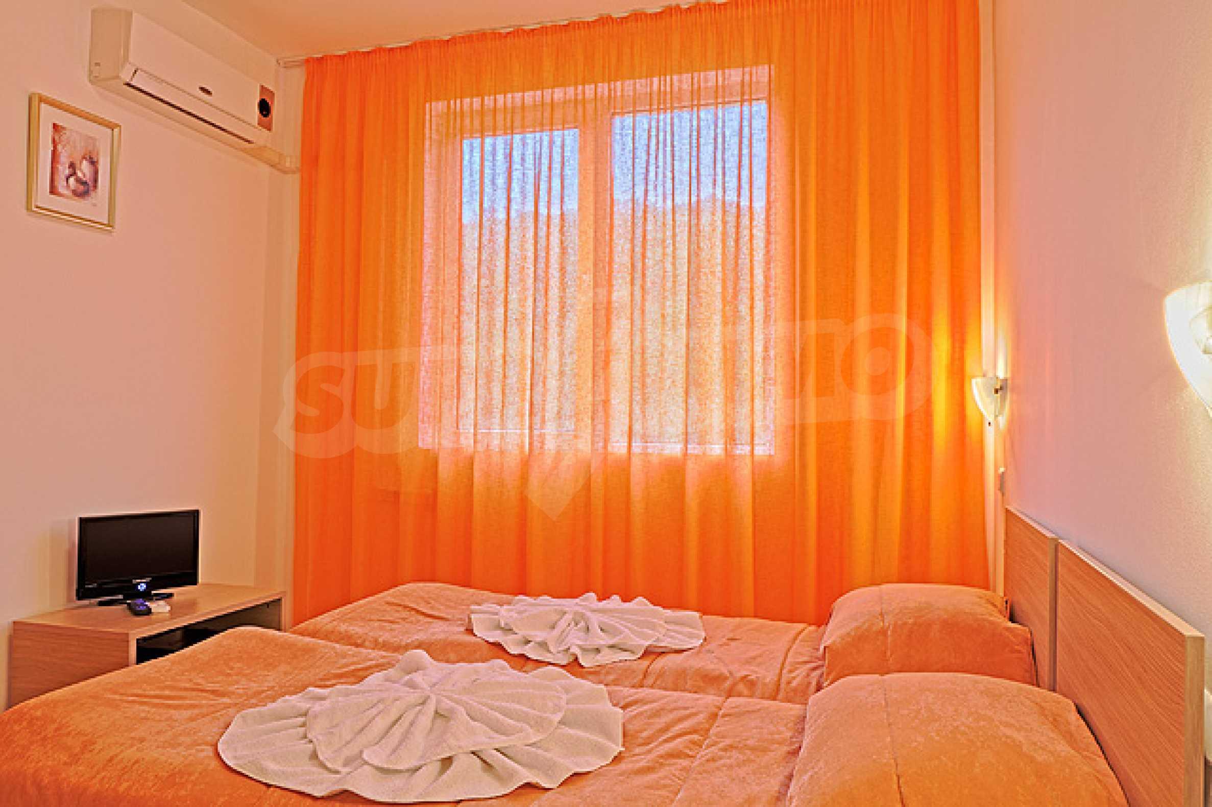 Sunset Kosharitsa - aпартаменти в атрактивен комплекс сред планината и морето, на 5 минути с кола от Слънчев бряг 24