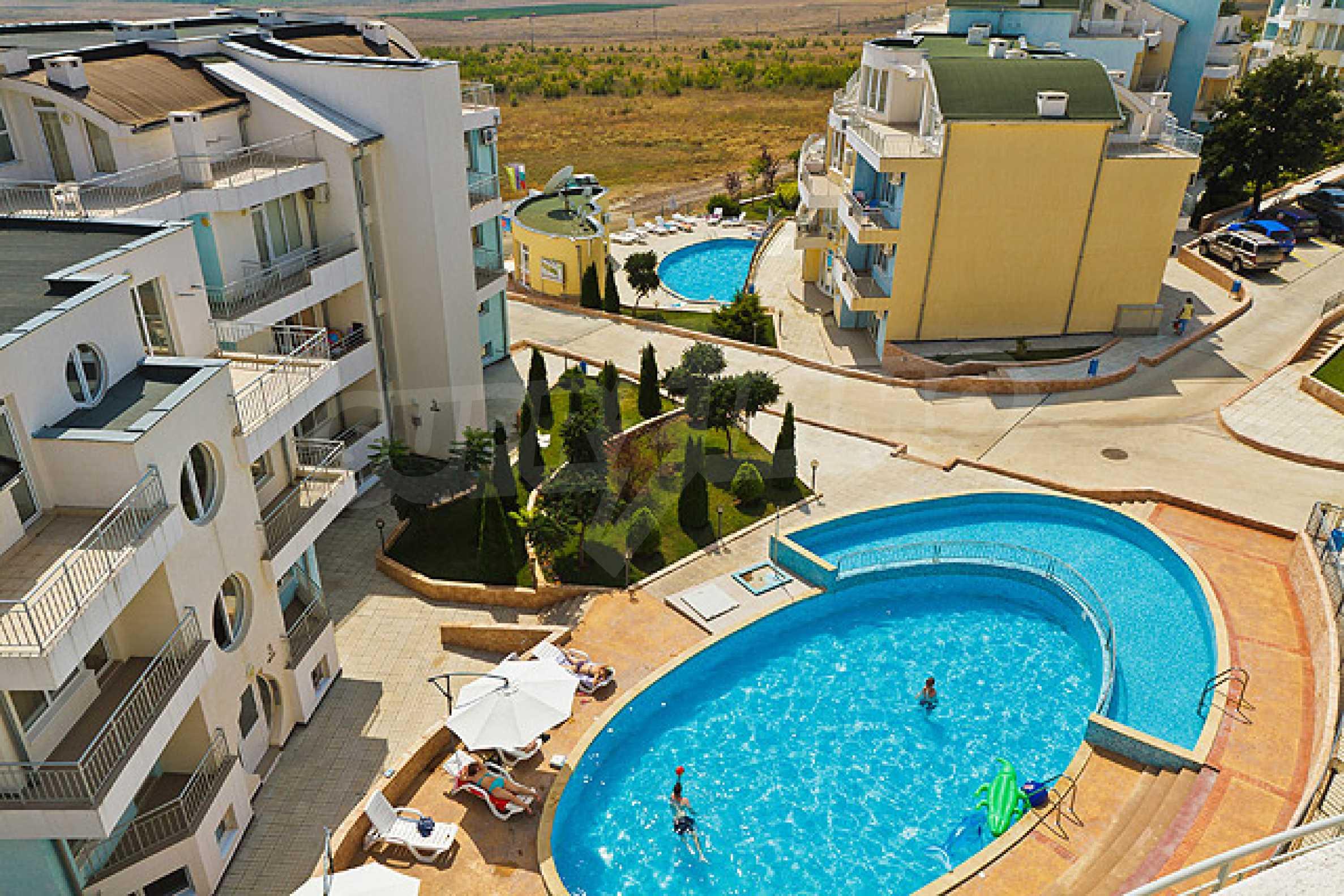 Sunset Kosharitsa - aпартаменти в атрактивен комплекс сред планината и морето, на 5 минути с кола от Слънчев бряг 35