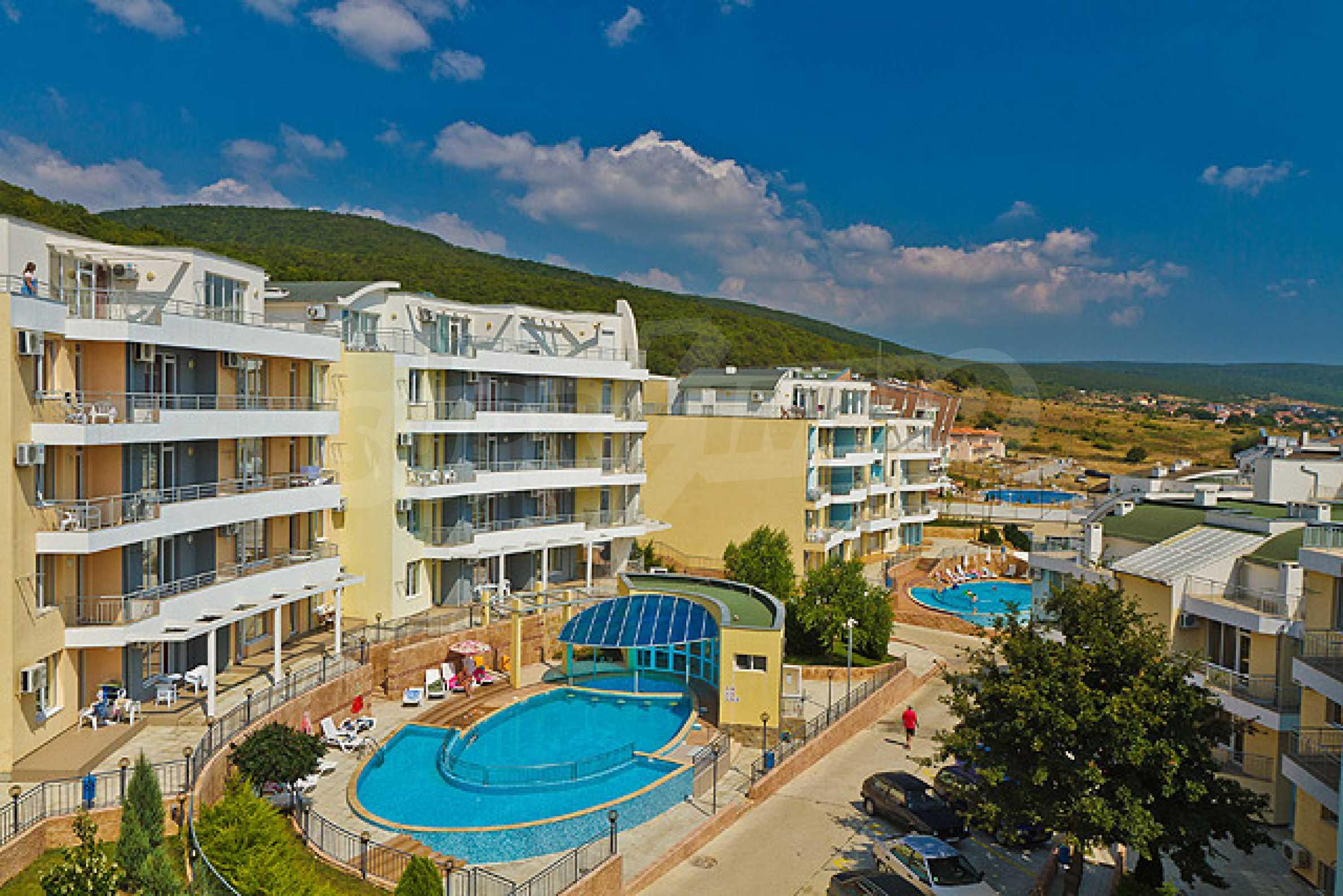 Sunset Kosharitsa - aпартаменти в атрактивен комплекс сред планината и морето, на 5 минути с кола от Слънчев бряг 39