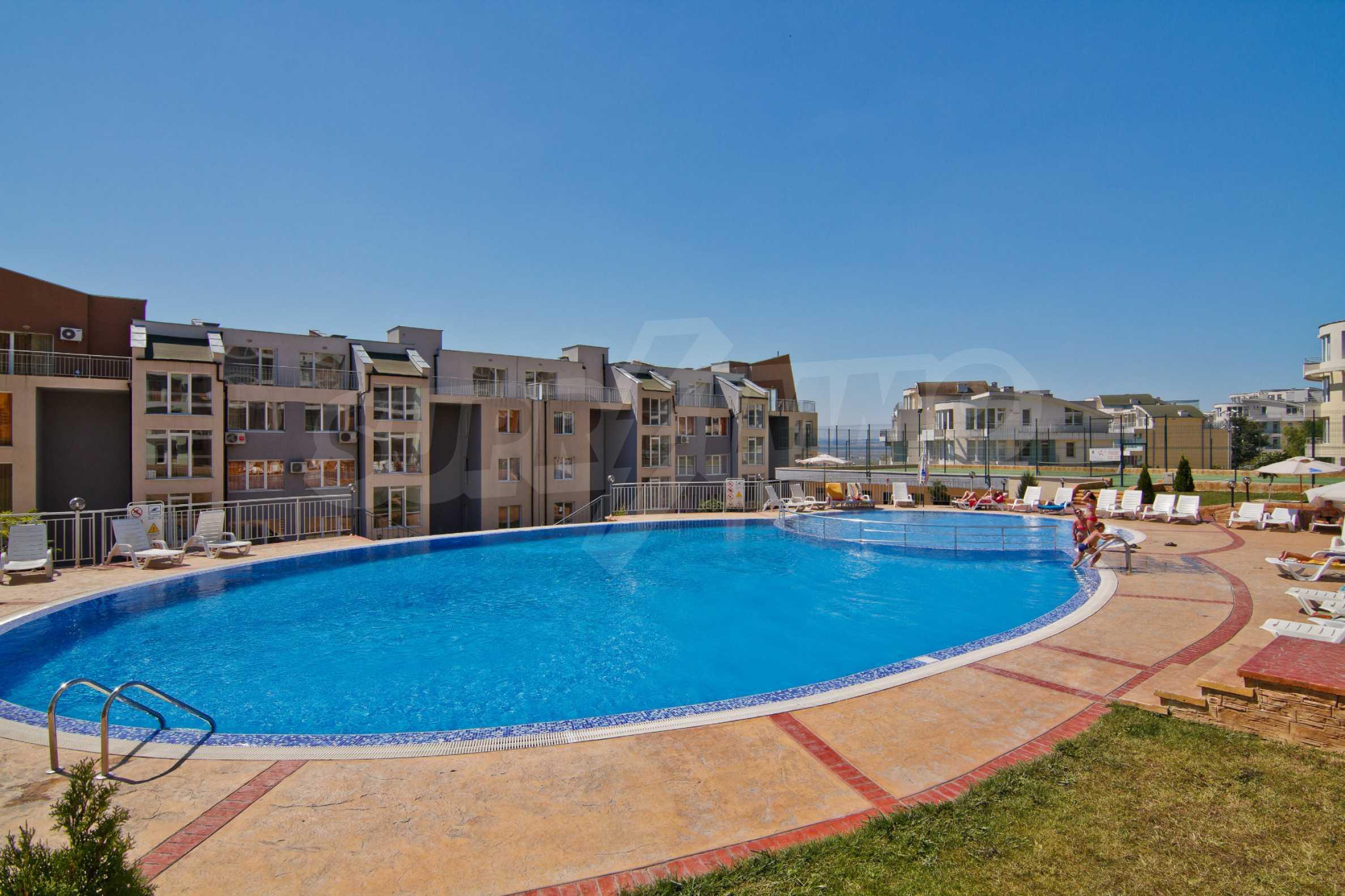 Sunset Kosharitsa - aпартаменти в атрактивен комплекс сред планината и морето, на 5 минути с кола от Слънчев бряг 12