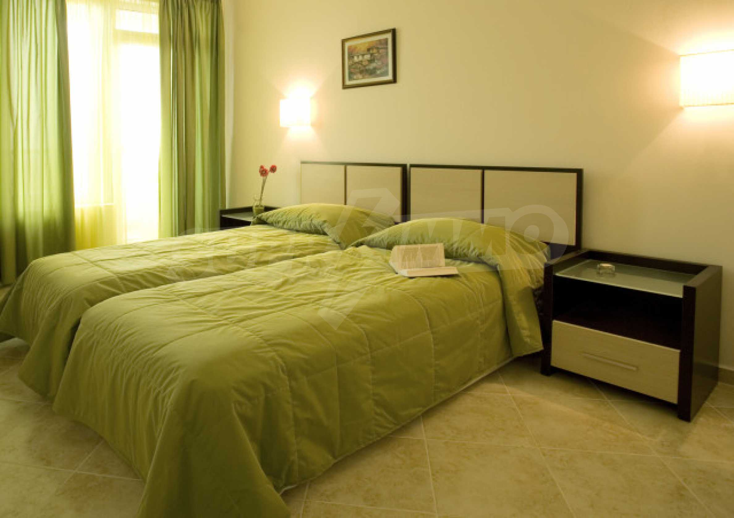 Sunset Kosharitsa - aпартаменти в атрактивен комплекс сред планината и морето, на 5 минути с кола от Слънчев бряг 49