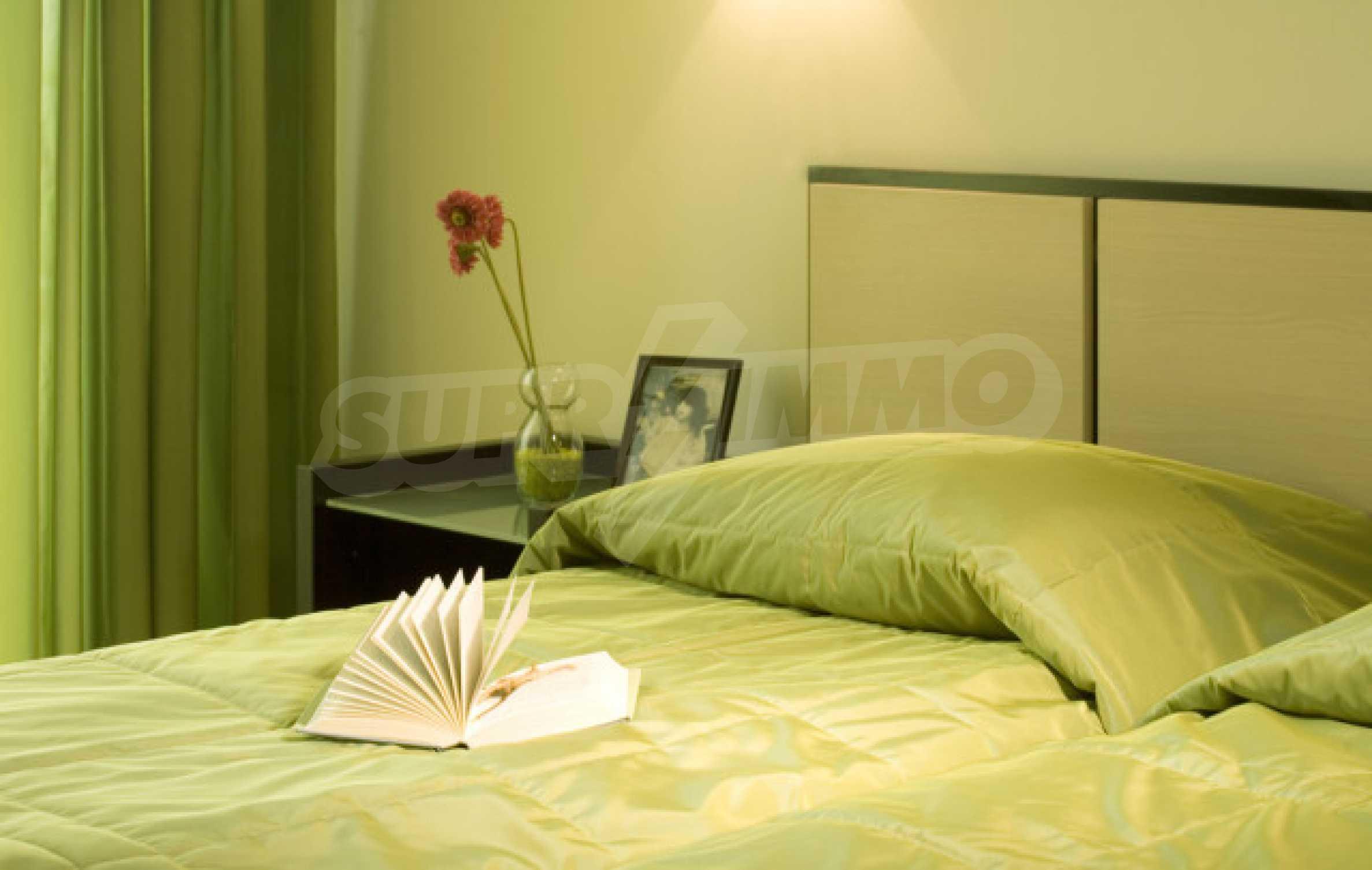 Sunset Kosharitsa - aпартаменти в атрактивен комплекс сред планината и морето, на 5 минути с кола от Слънчев бряг 50