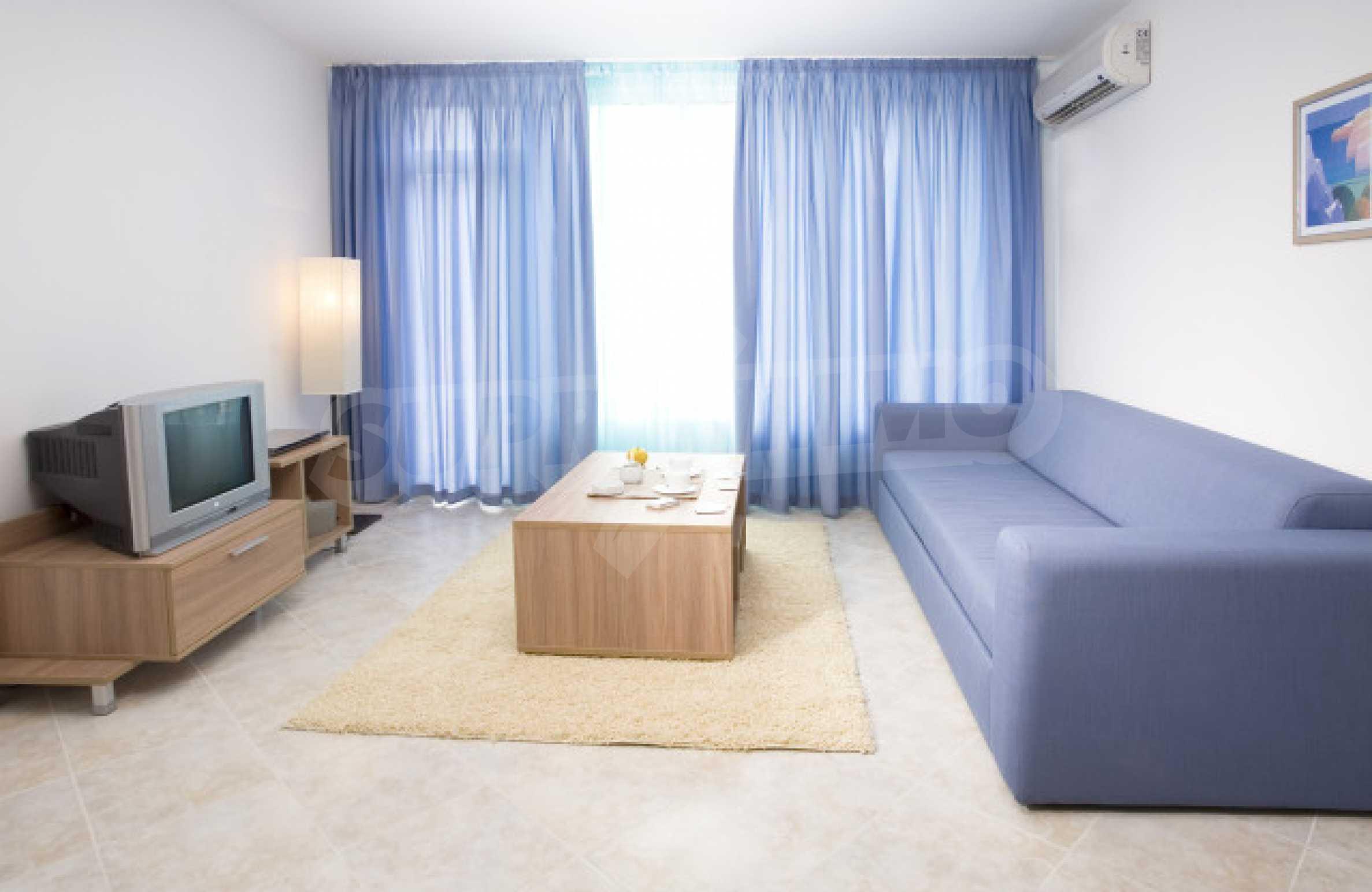 Sunset Kosharitsa - aпартаменти в атрактивен комплекс сред планината и морето, на 5 минути с кола от Слънчев бряг 55