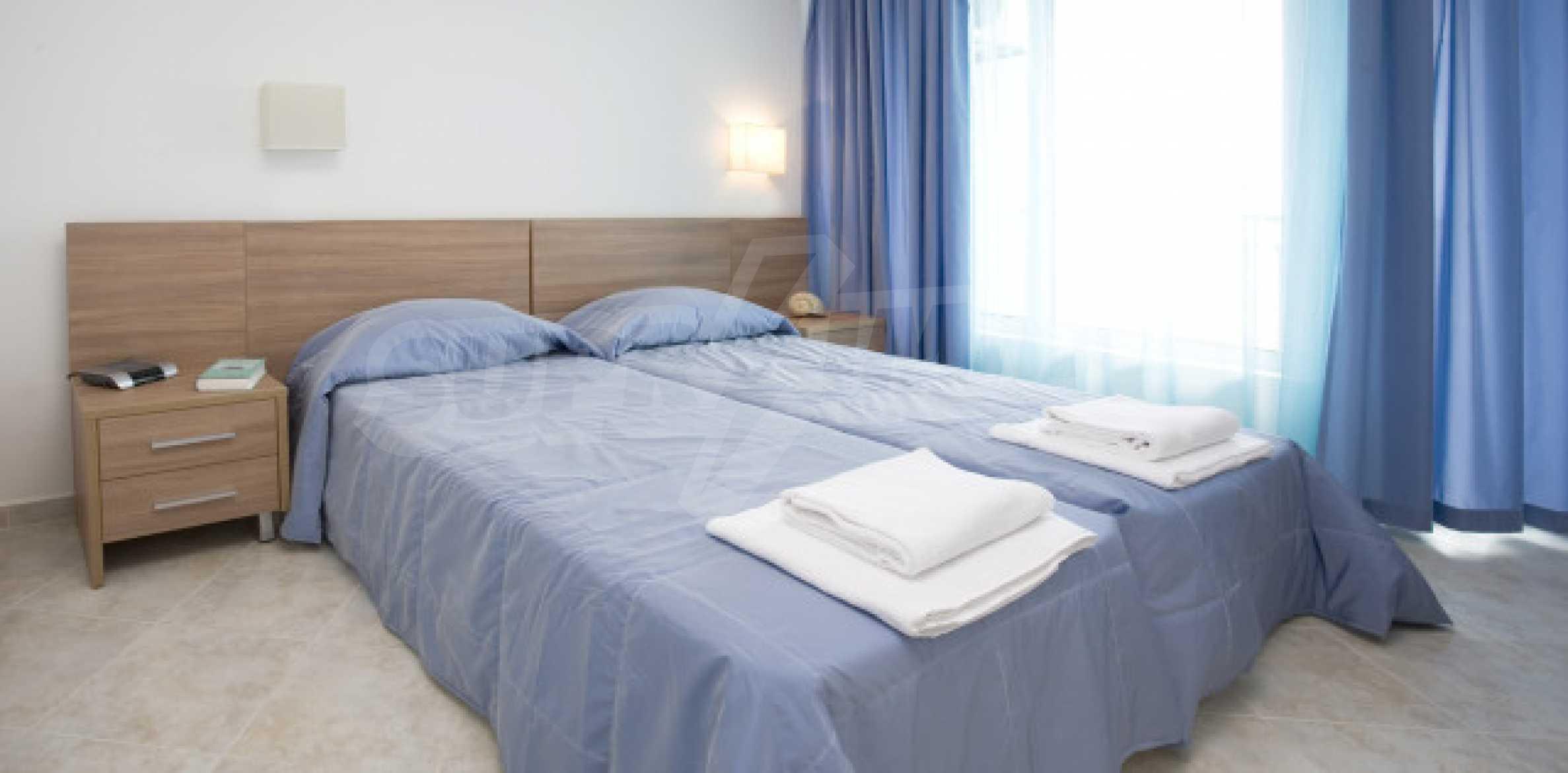 Sunset Kosharitsa - aпартаменти в атрактивен комплекс сред планината и морето, на 5 минути с кола от Слънчев бряг 56