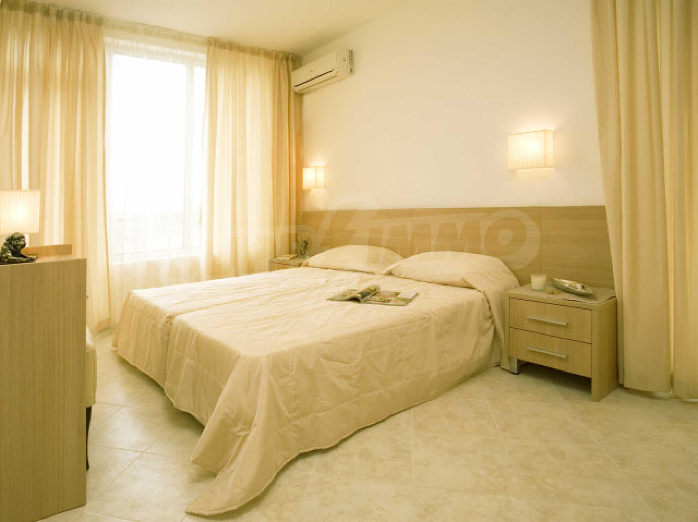 Sunset Kosharitsa - aпартаменти в атрактивен комплекс сред планината и морето, на 5 минути с кола от Слънчев бряг 58