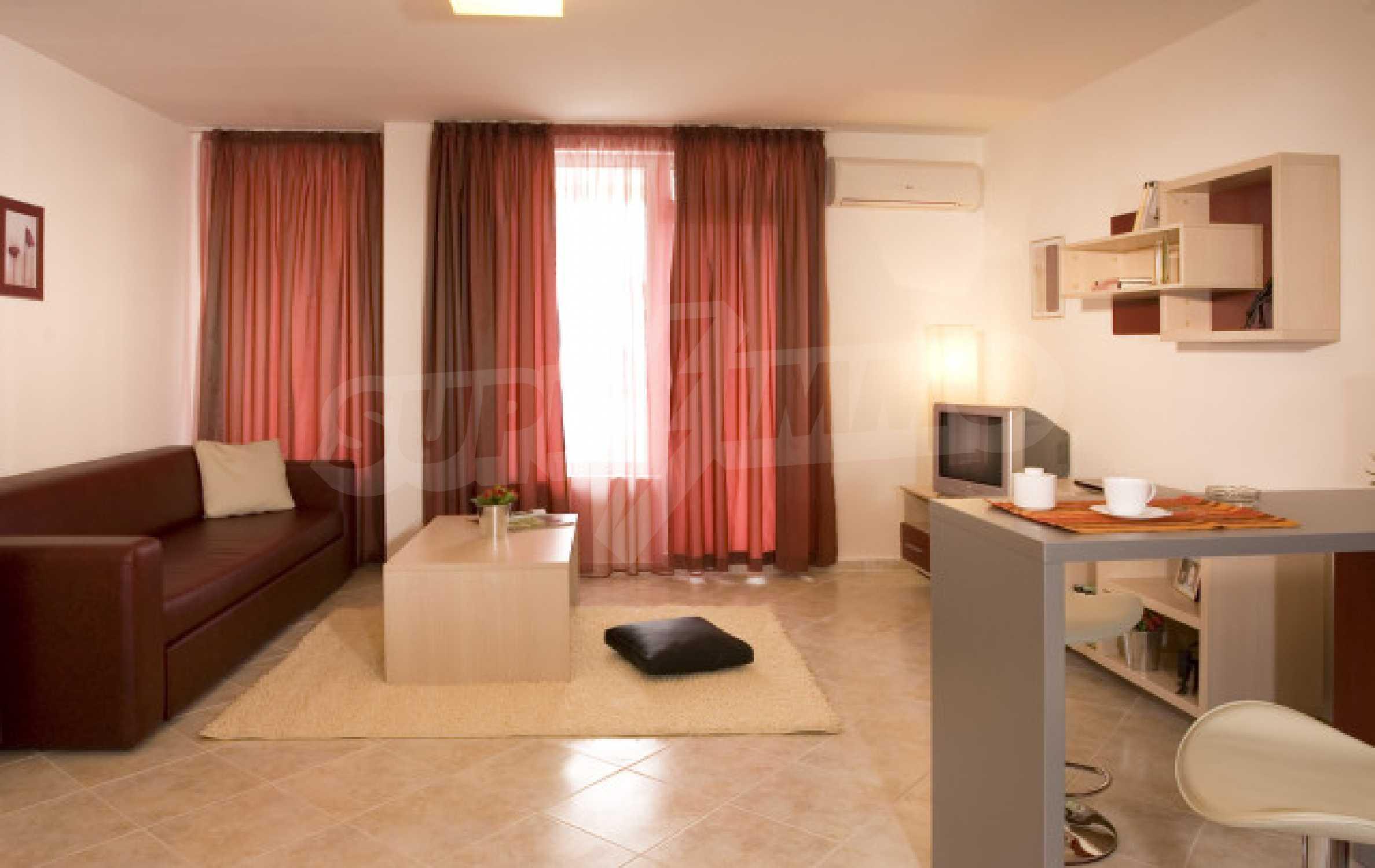 Sunset Kosharitsa - aпартаменти в атрактивен комплекс сред планината и морето, на 5 минути с кола от Слънчев бряг 60
