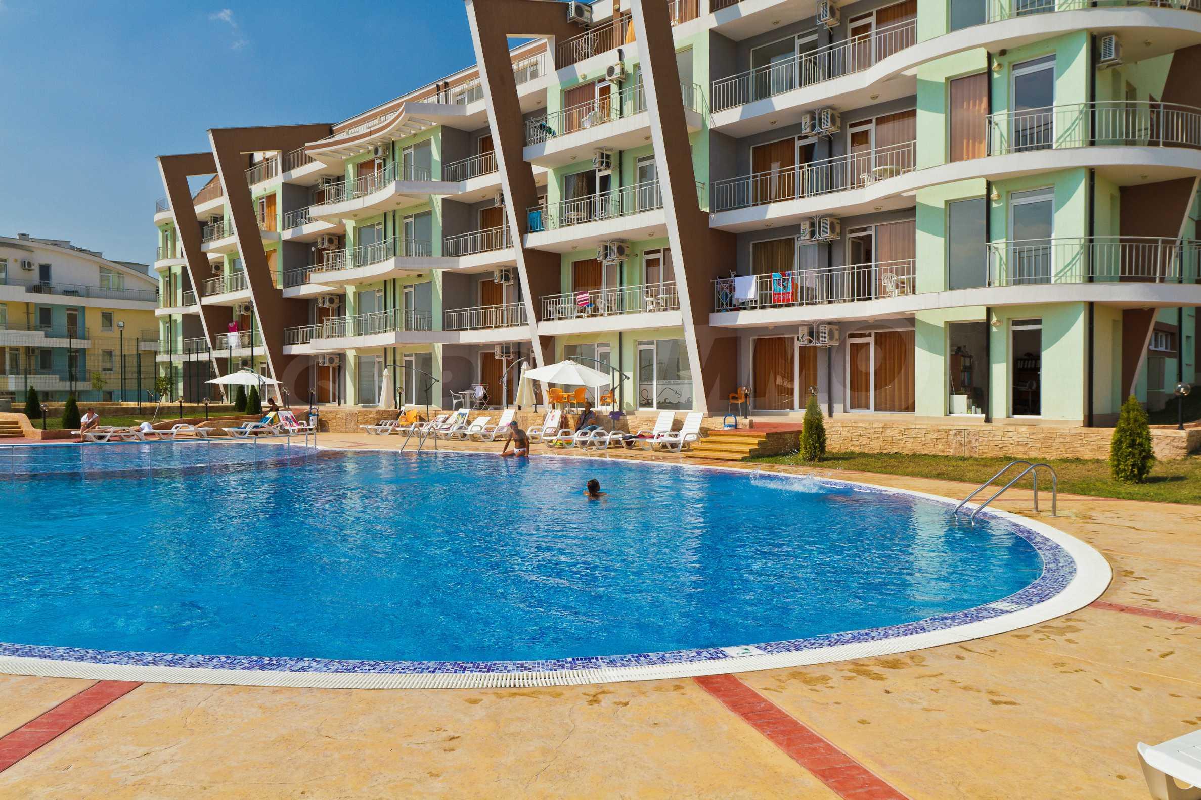 Sunset Kosharitsa - aпартаменти в атрактивен комплекс сред планината и морето, на 5 минути с кола от Слънчев бряг 10